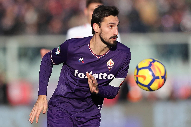 Polícia da Itália investiga homicídio em morte de jogador da Fiorentina