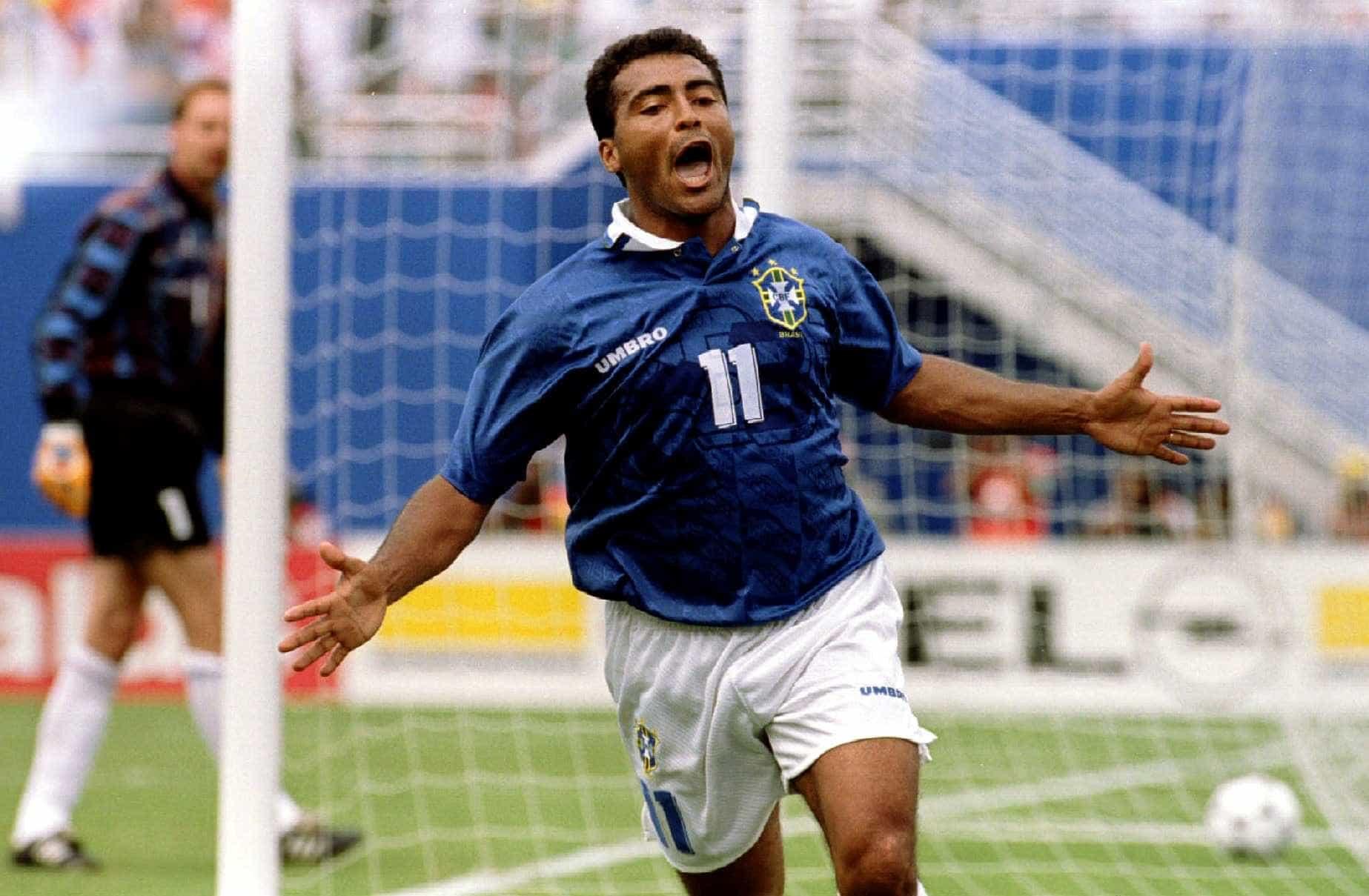 Romário, Ronaldinho e Taffarel: a influência das Copas nos cartórios