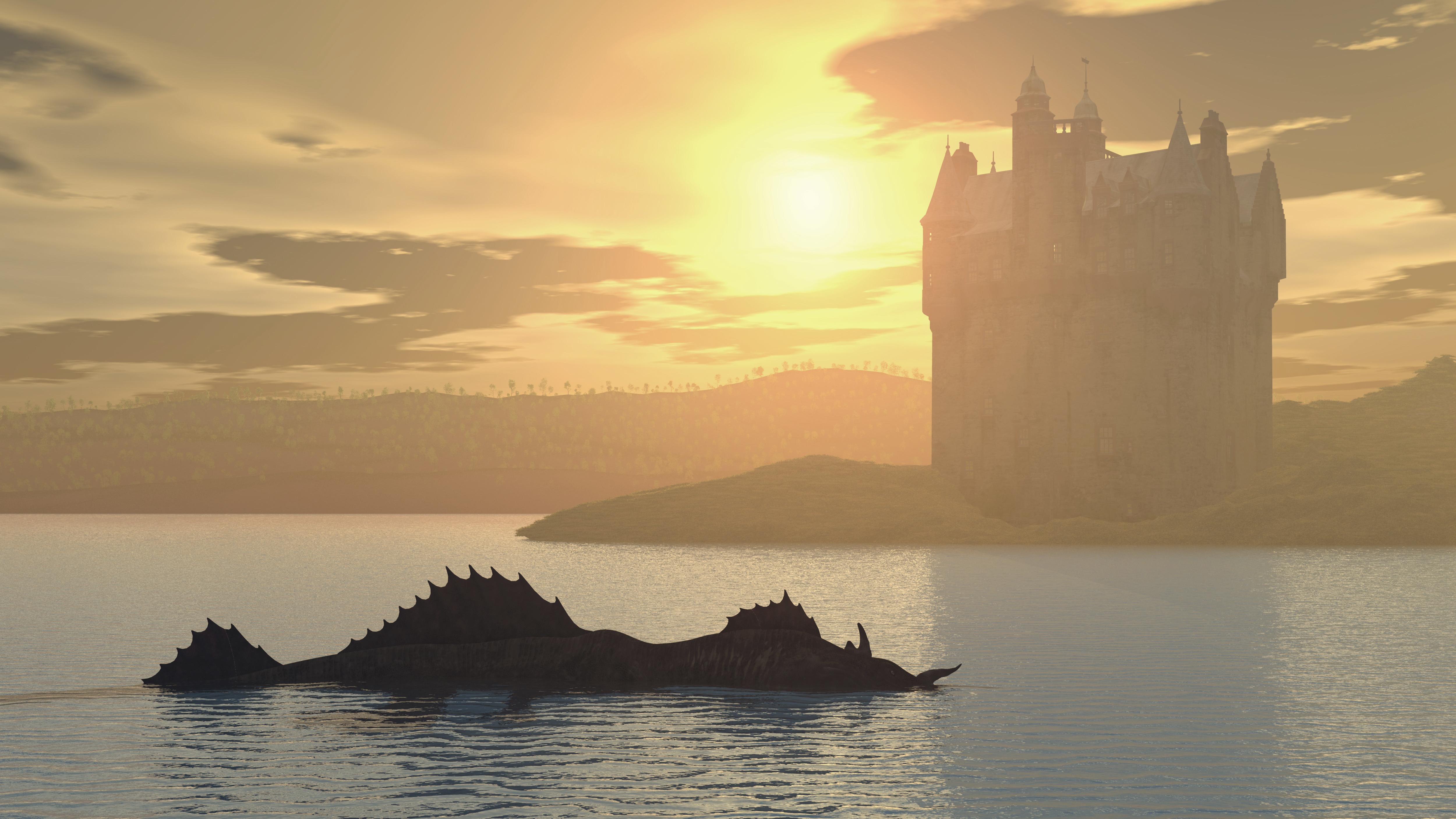 Lago Ness e a lenda do seu misterioso monstro