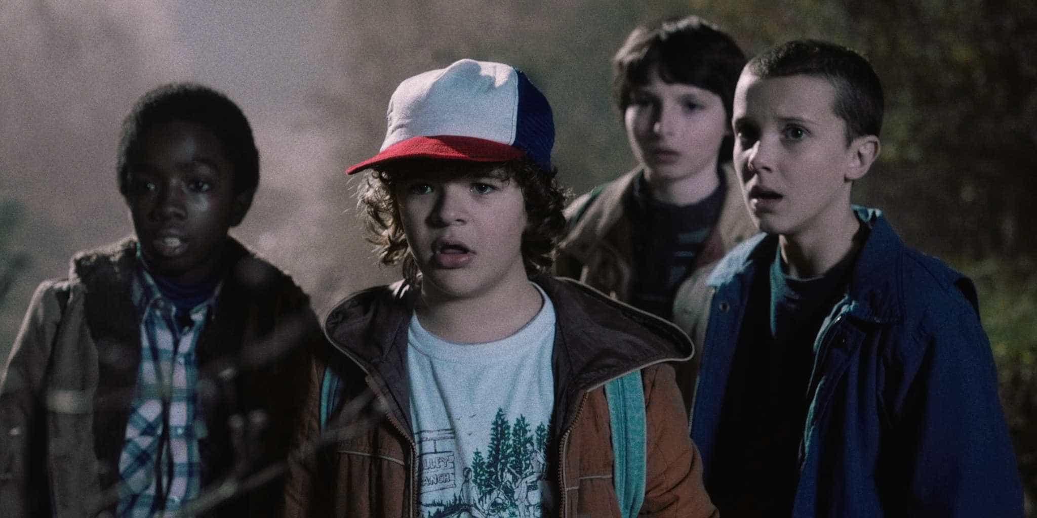 Séries originais ambientadas nos anos 1980 têm destaque na Netflix