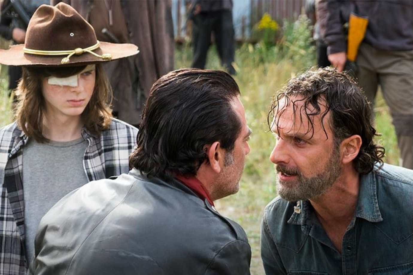 Criador revela já ter um final em mente para 'The Walking Dead'