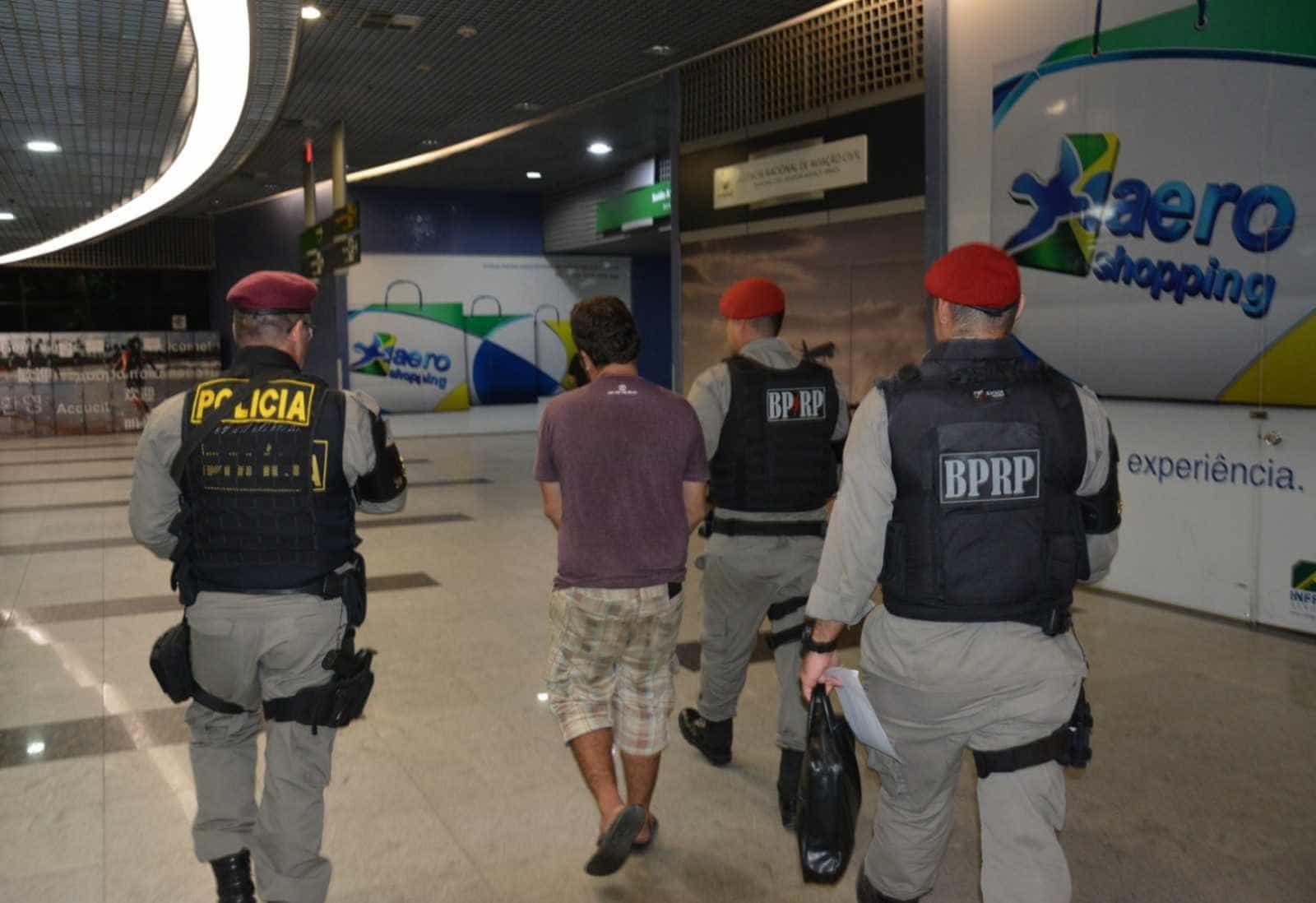 Polícia prende no Recife português condenado por crimes sexuais