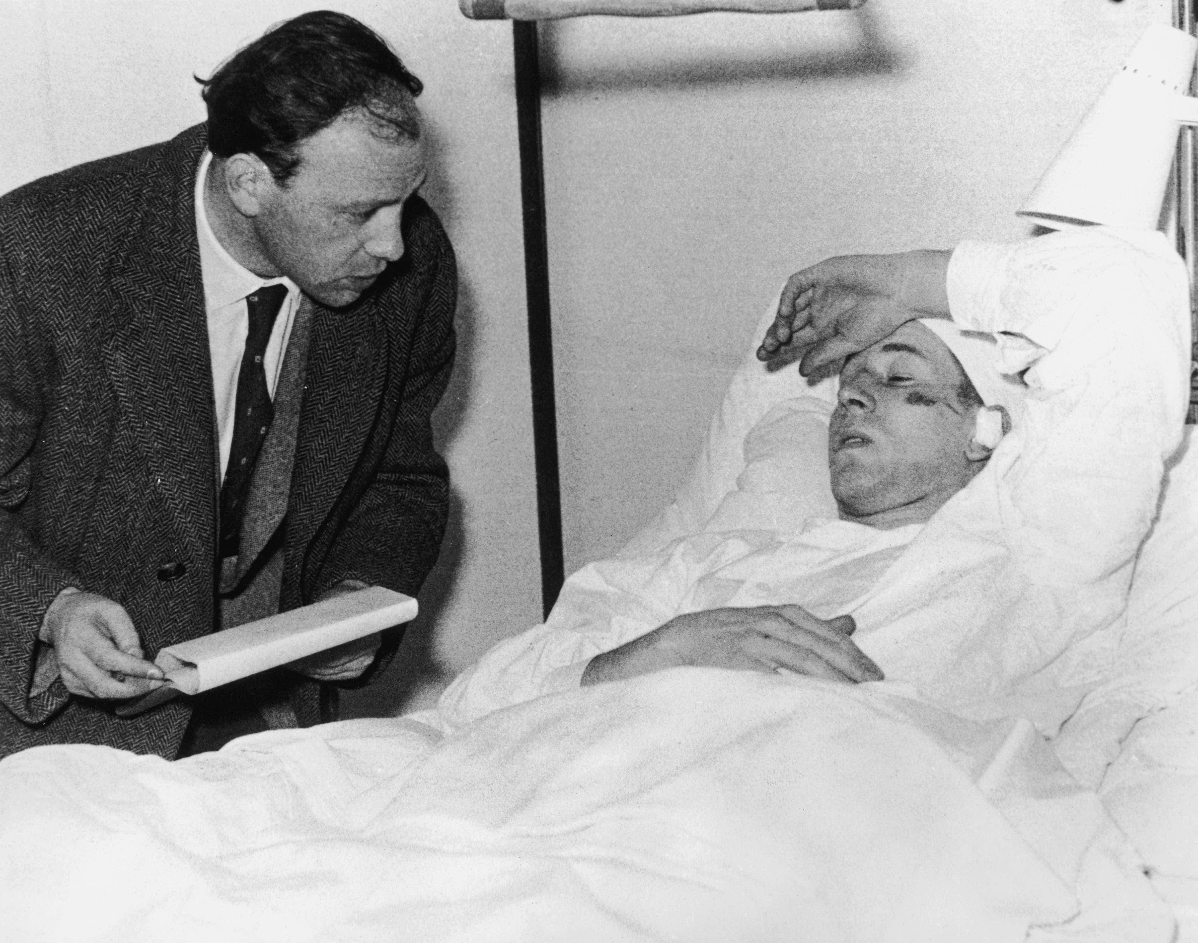 Em 1958, uma tragédia distanciava a Inglaterra do sonho da Copa