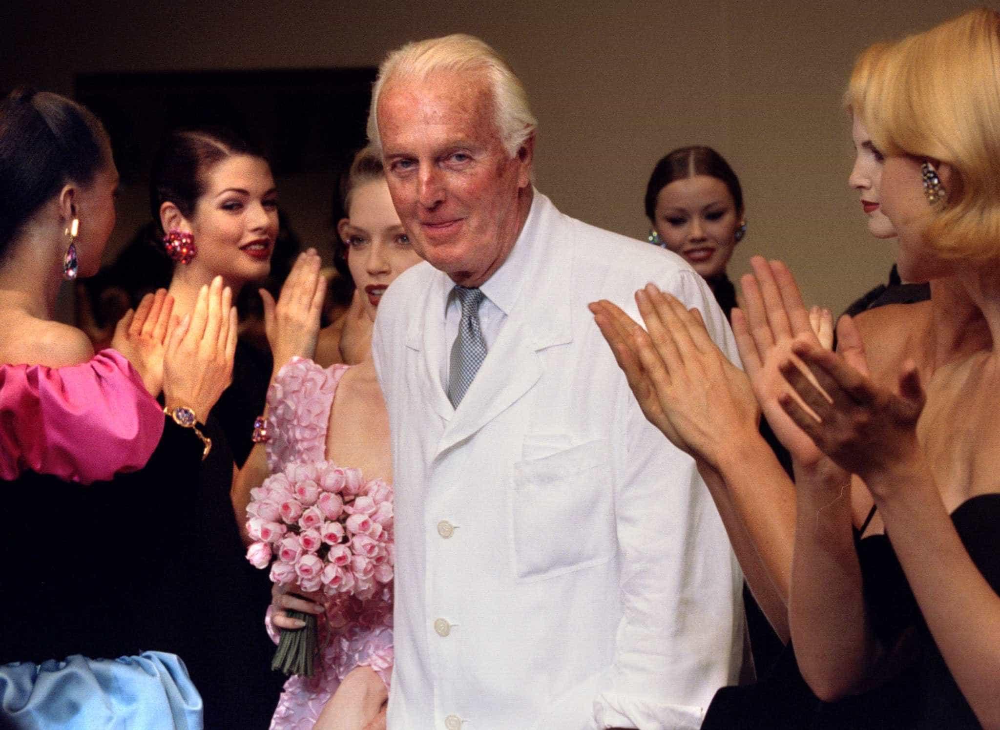 Estilista Hubert de Givenchy morre aos 91 anos