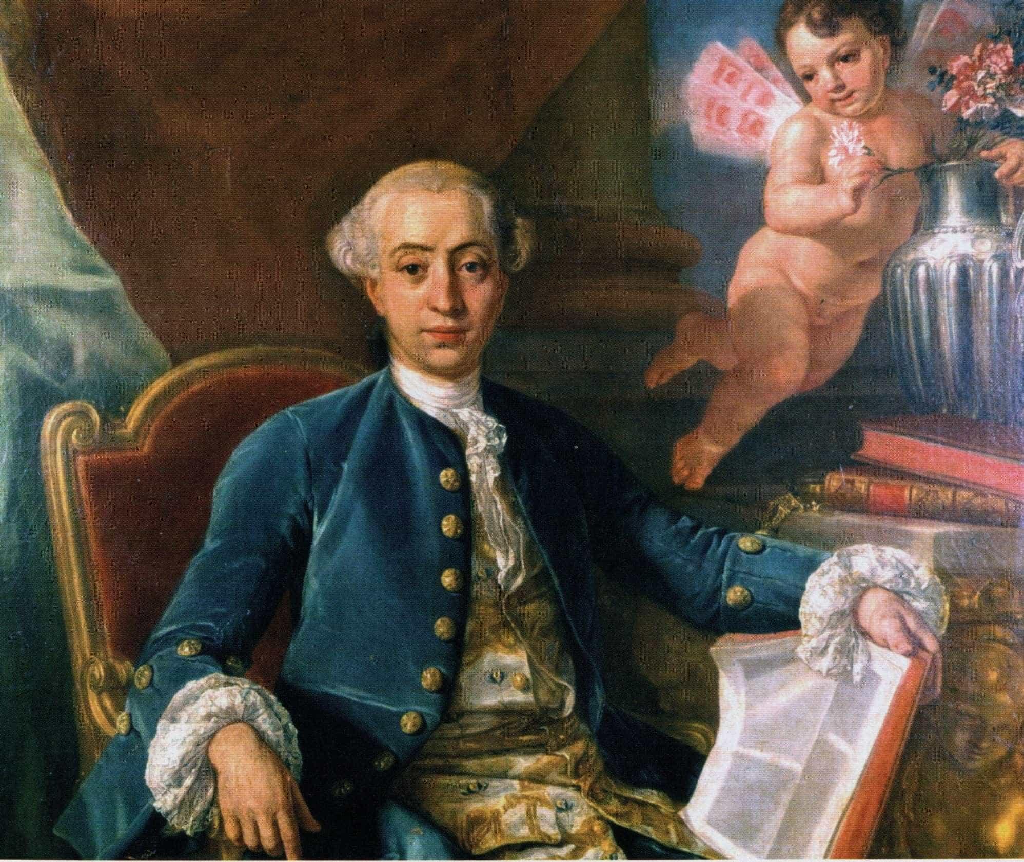 Veneza inaugura museu em homenagem a Giacomo Casanova