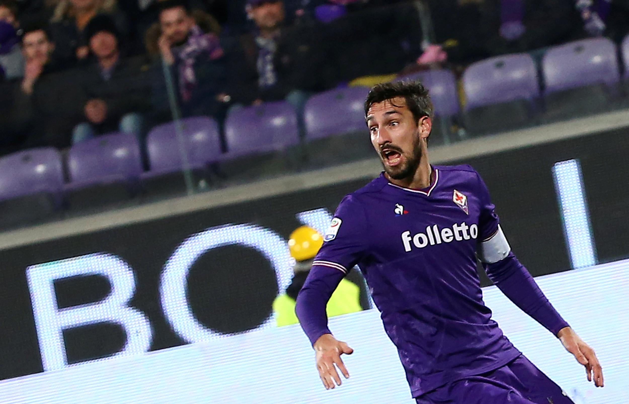 Fiorentina faz 7 a 1 e elimina Roma da Copa da Itália
