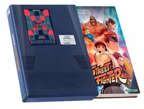 'Street Fighter' vai ganhar publicação de luxo no Brasil