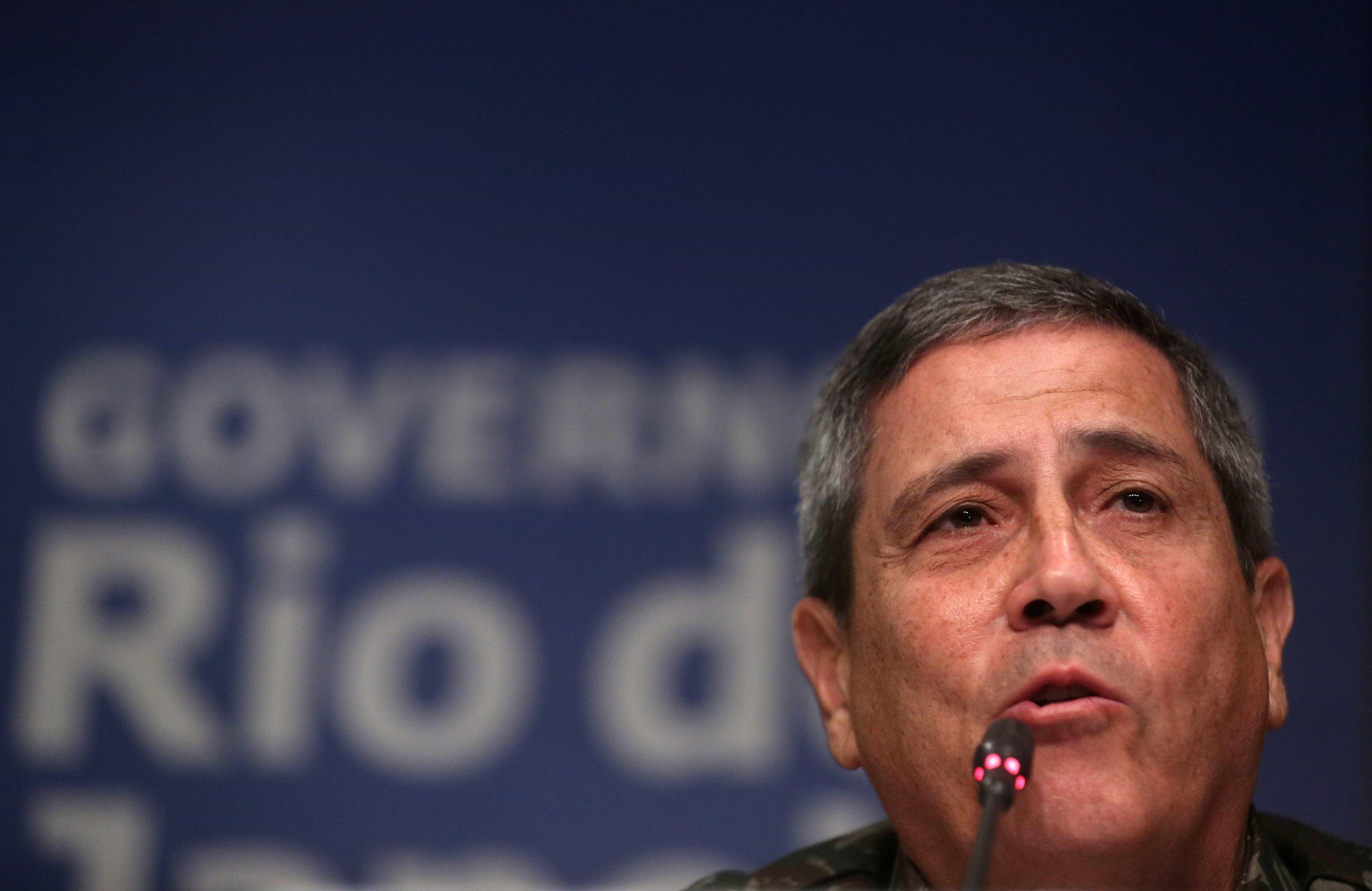 RJ: intervenção federal promete empenhar 90% do orçamento até sexta