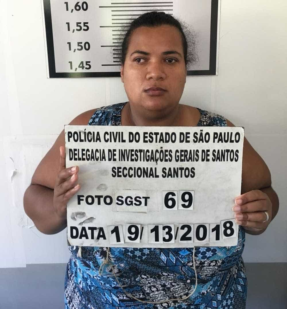 Foragida, doméstica é presa após estuprar adolescente em Santos