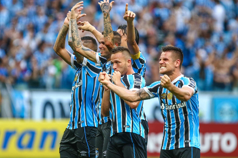 Grêmio vence Cruzeiro fora de casa com gol do estreante André