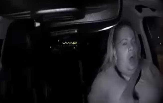 Imagens fortes mostram acidente fatal com carro autônomo da Uber