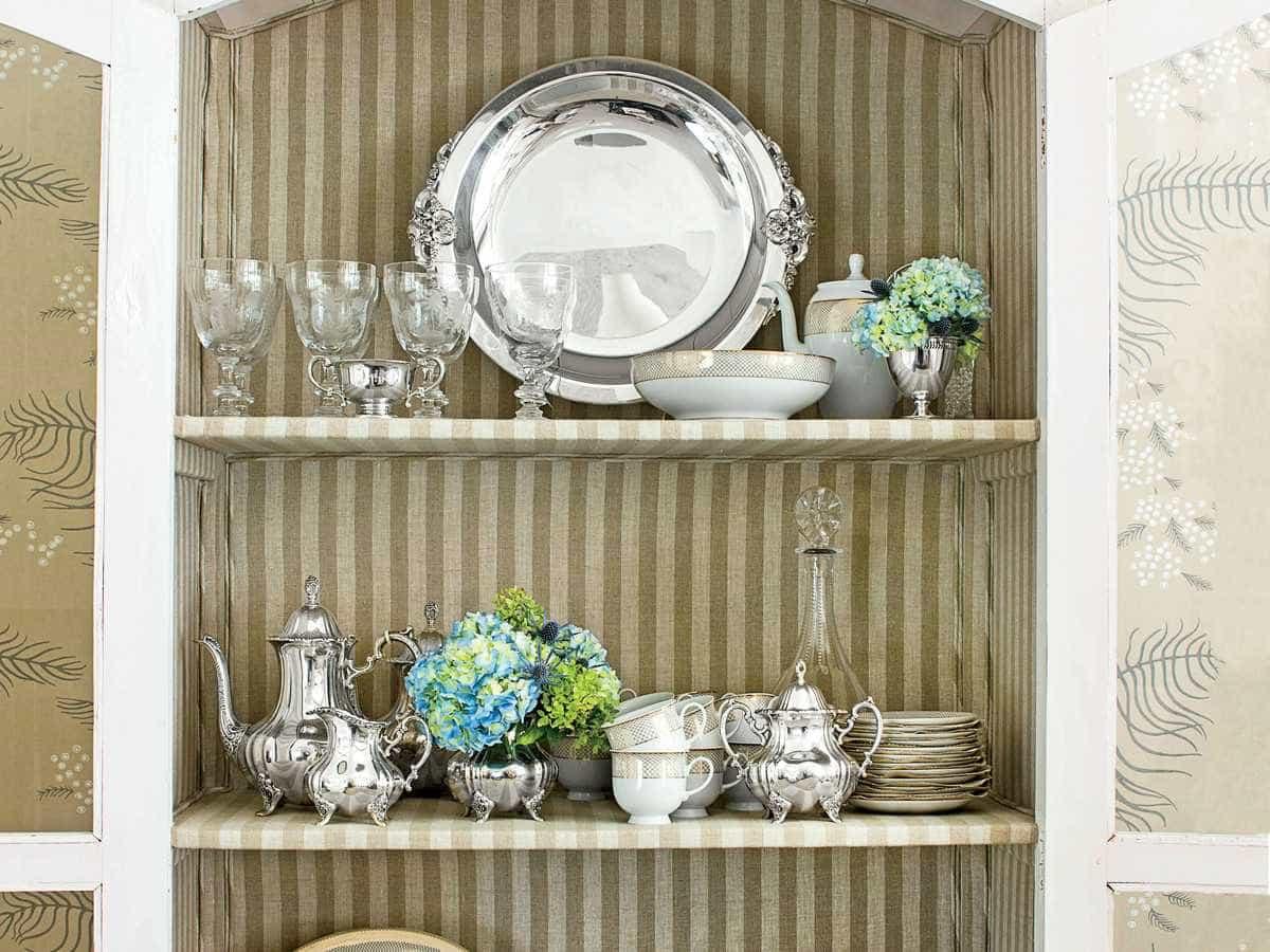 Saiba como limpar porcelana, prata, vidro e muito mais
