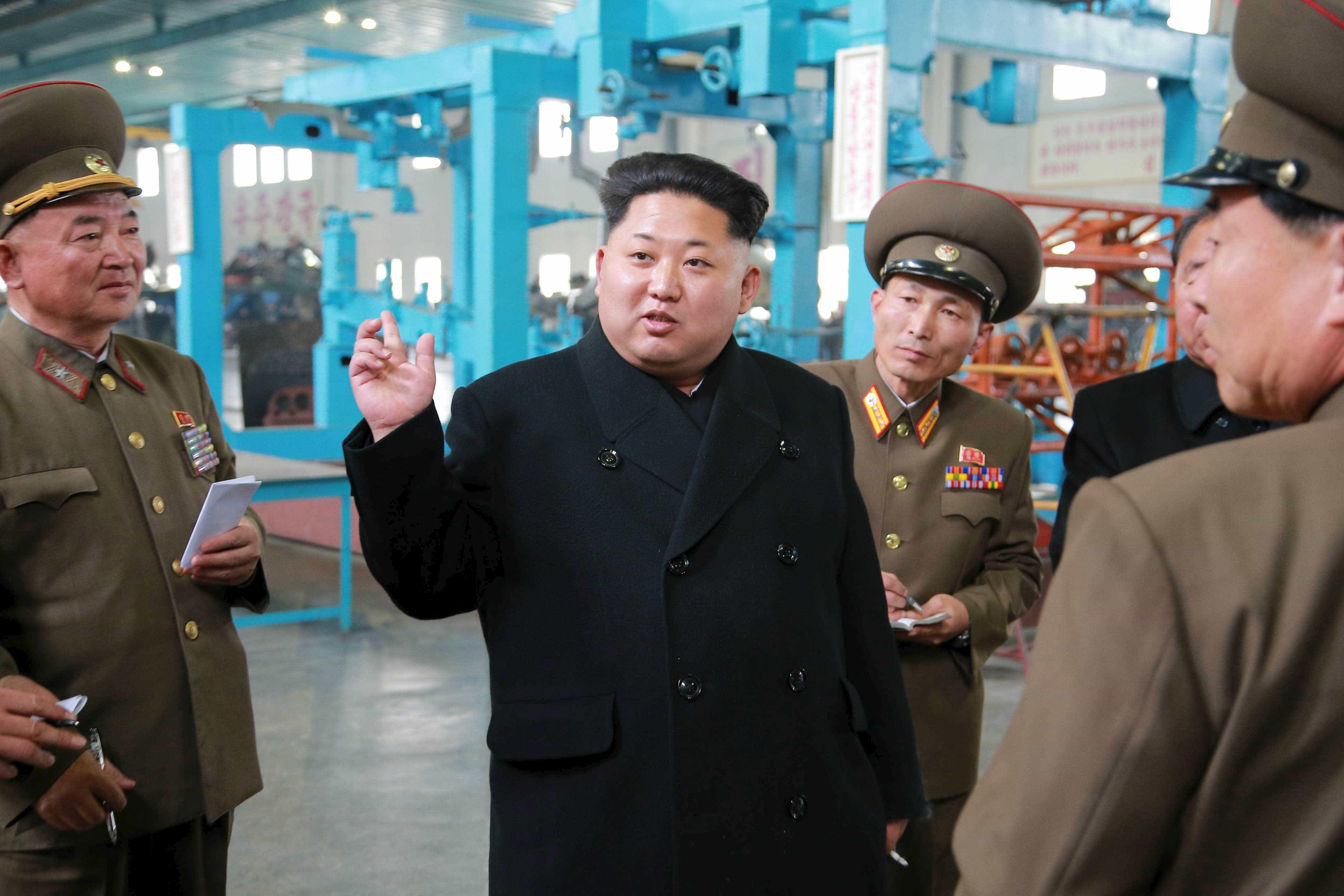 Kim Jong-un revela condição para desnuclearização da península coreana