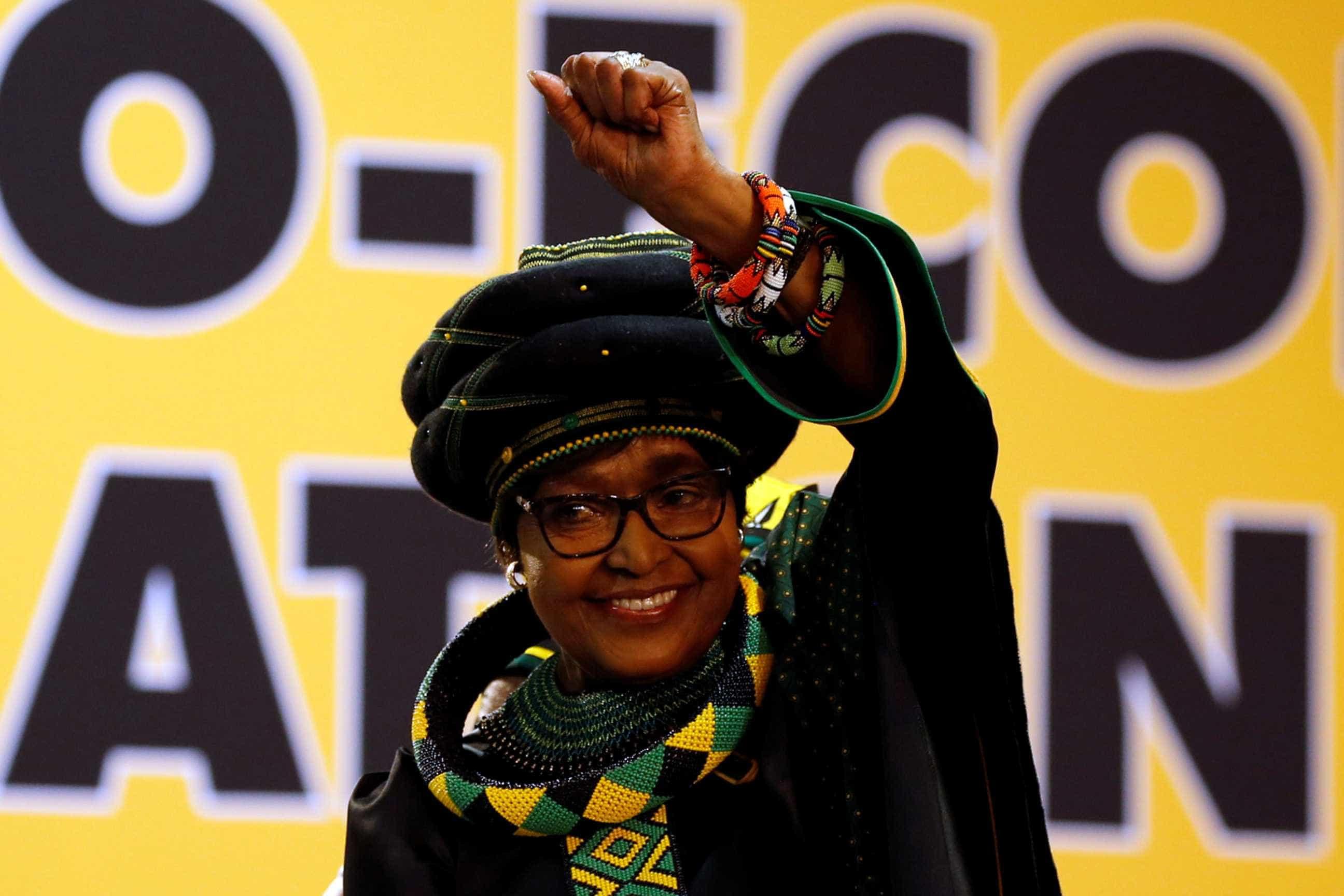 Morre Winnie Madikizela-Mandela, aos 81 anos