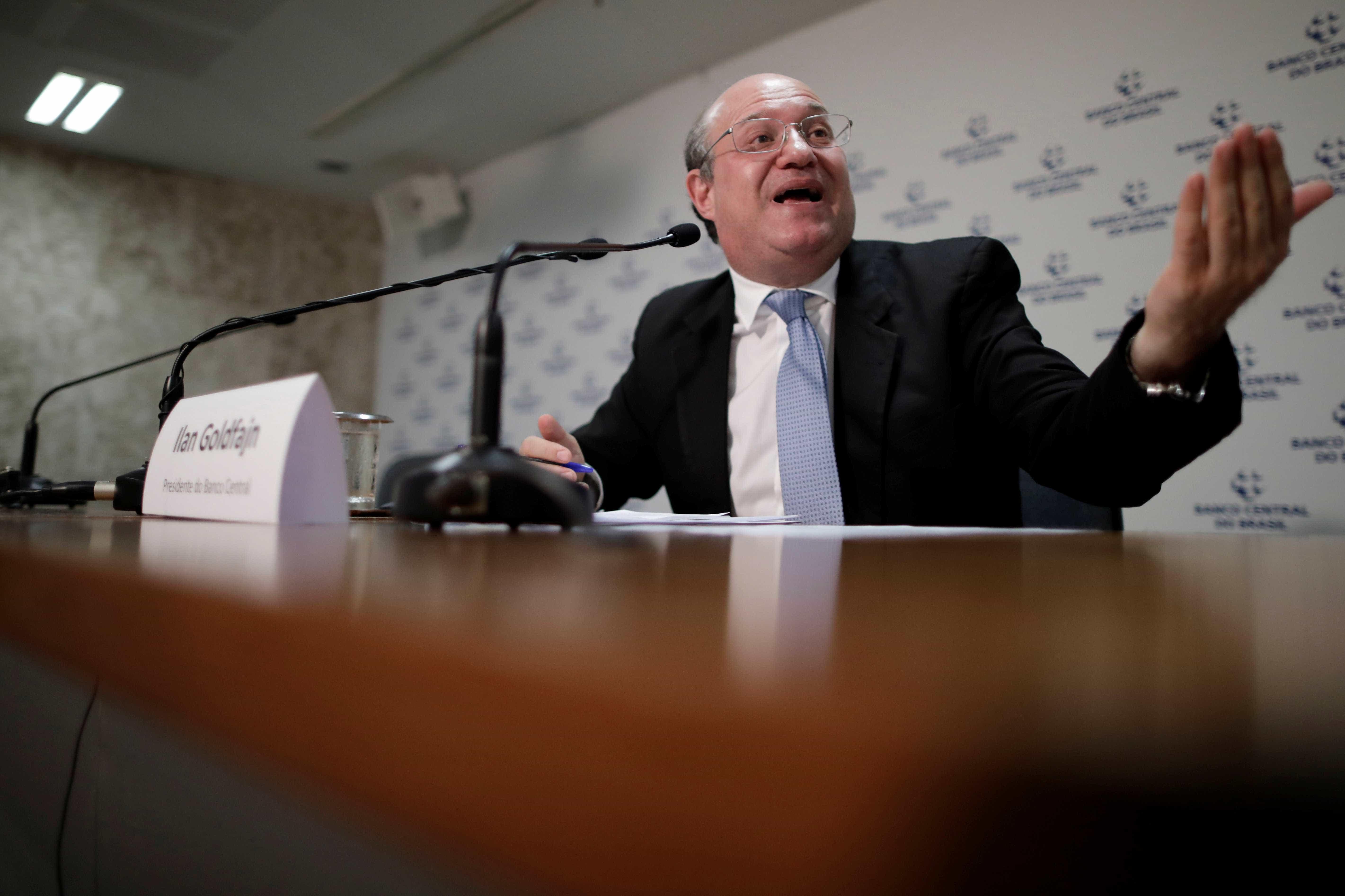 Ilan Goldfajn: economia está bem posicionada para resistir a choques