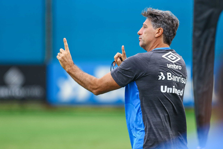 Renato Gaúcho é absolvido e Felipão leva advertência em julgamento