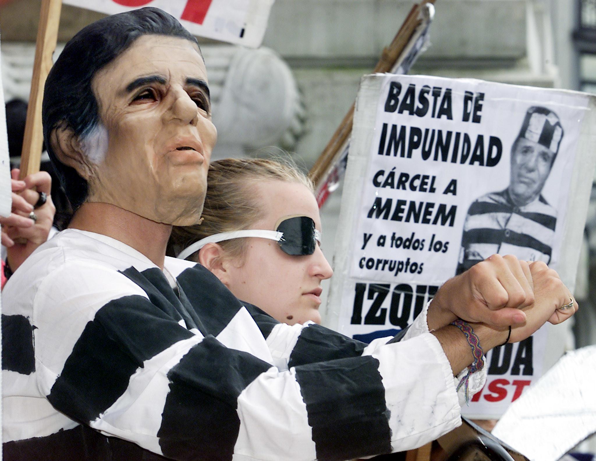 Michel Temer e outros líderes políticos que já foram presos