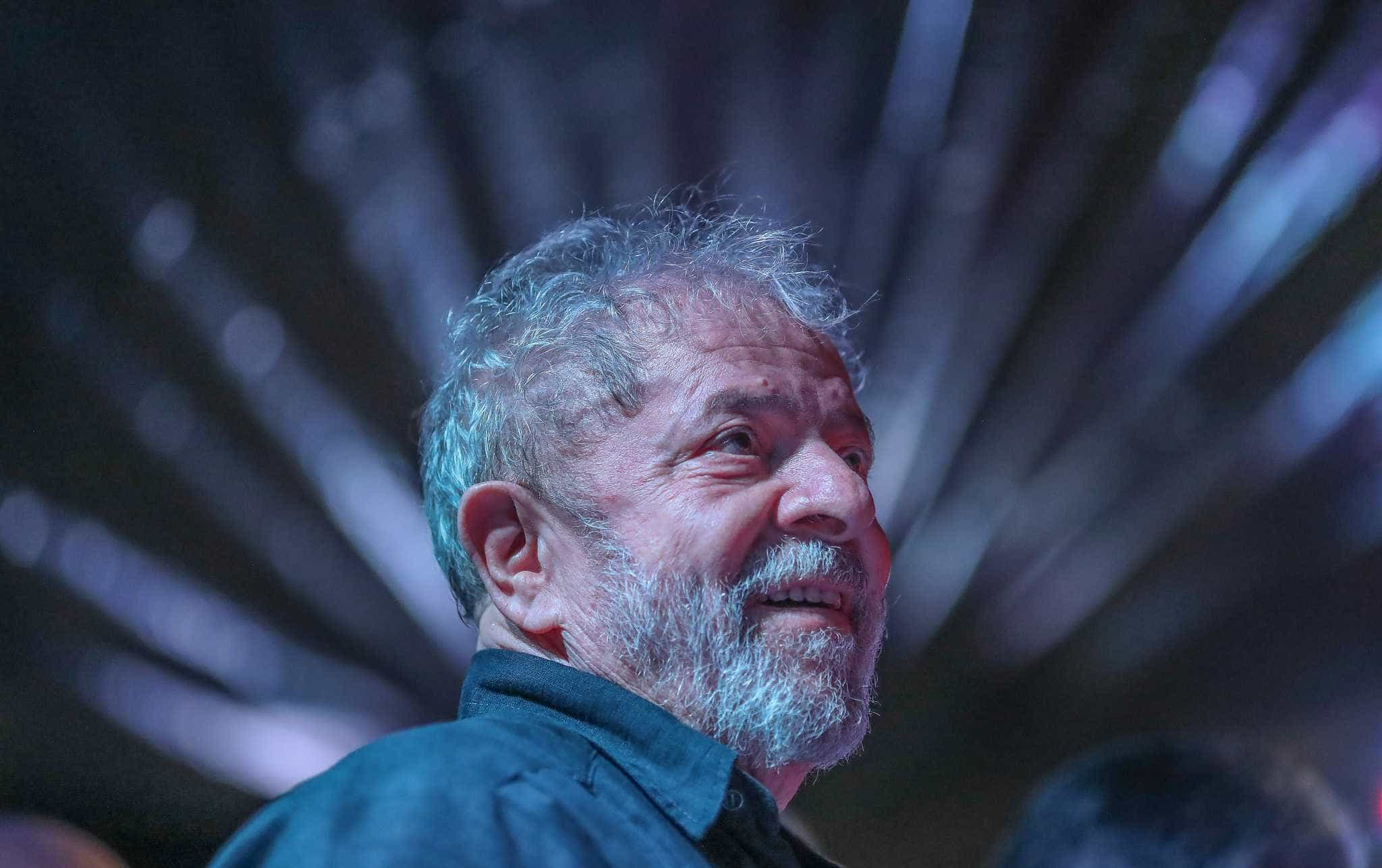 Lula se compara a Tiradentes em vídeo publicado neste domingo