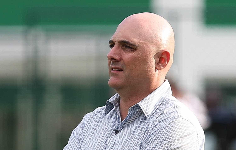 Presidente do Palmeiras pede compreensão à torcida por jogos sem TV