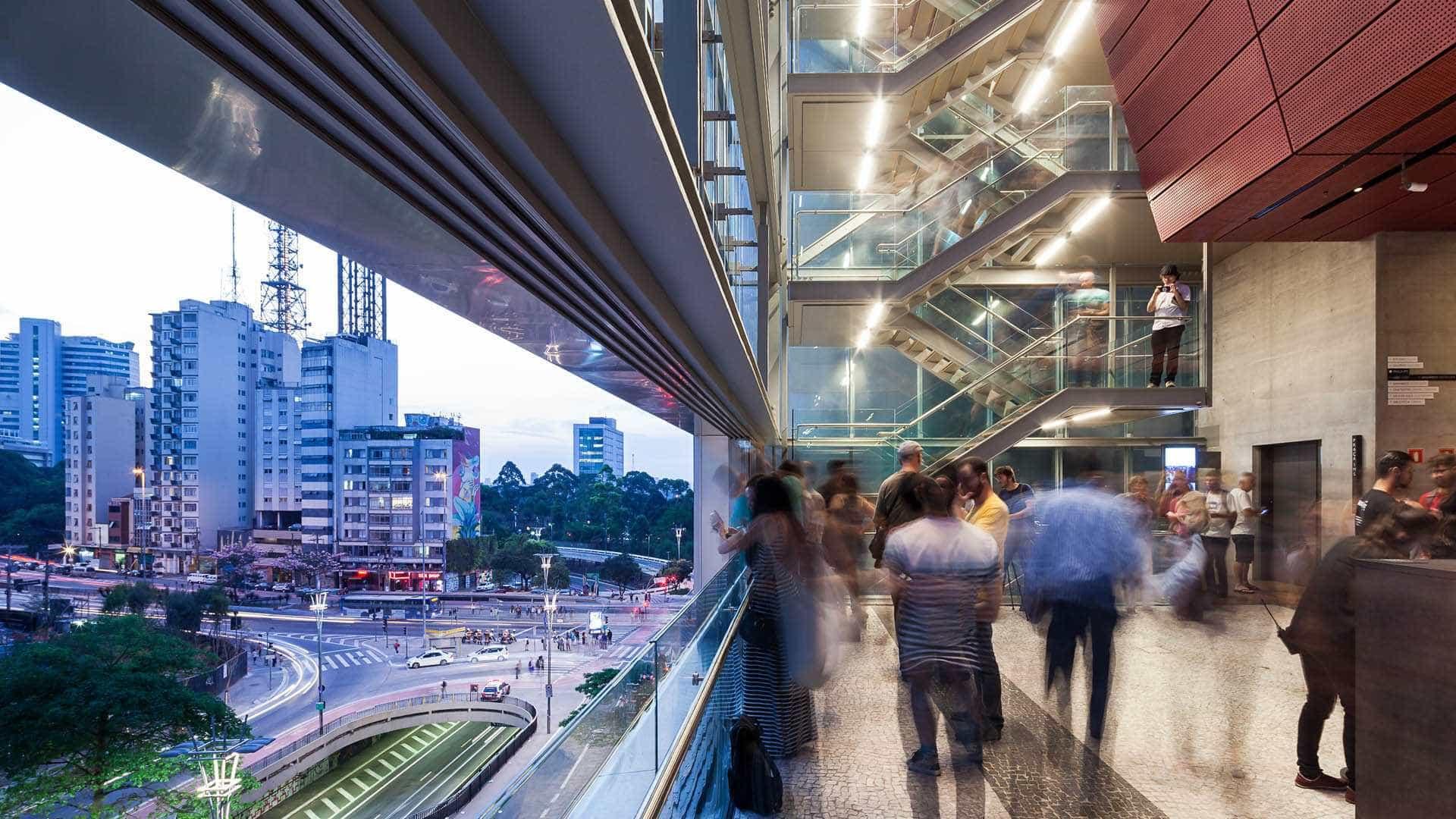 IMS de São Paulo ultrapassa 1 milhão de visitantes