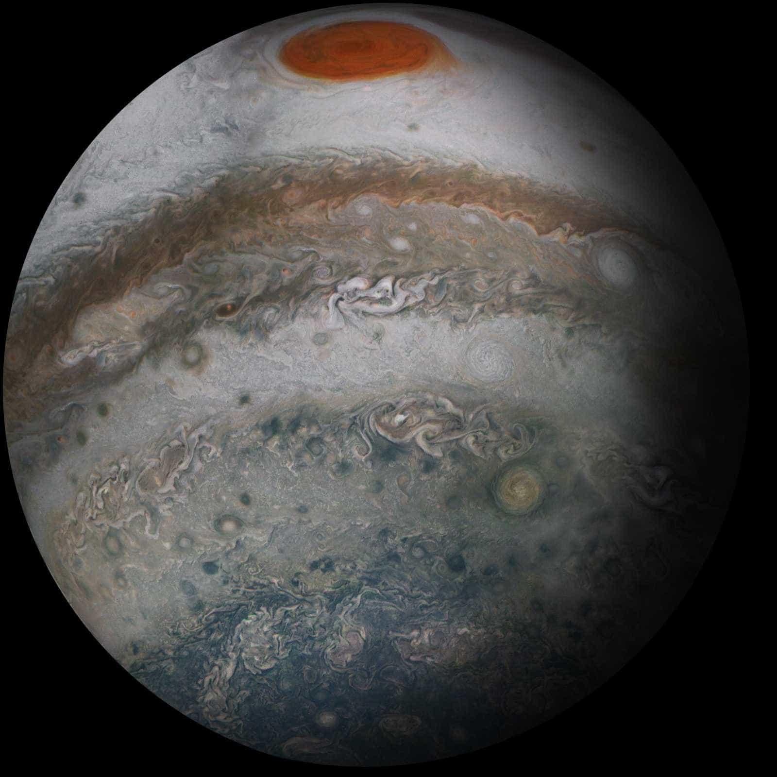Atmosfera de Júpiter tem relâmpagos como os da Terra