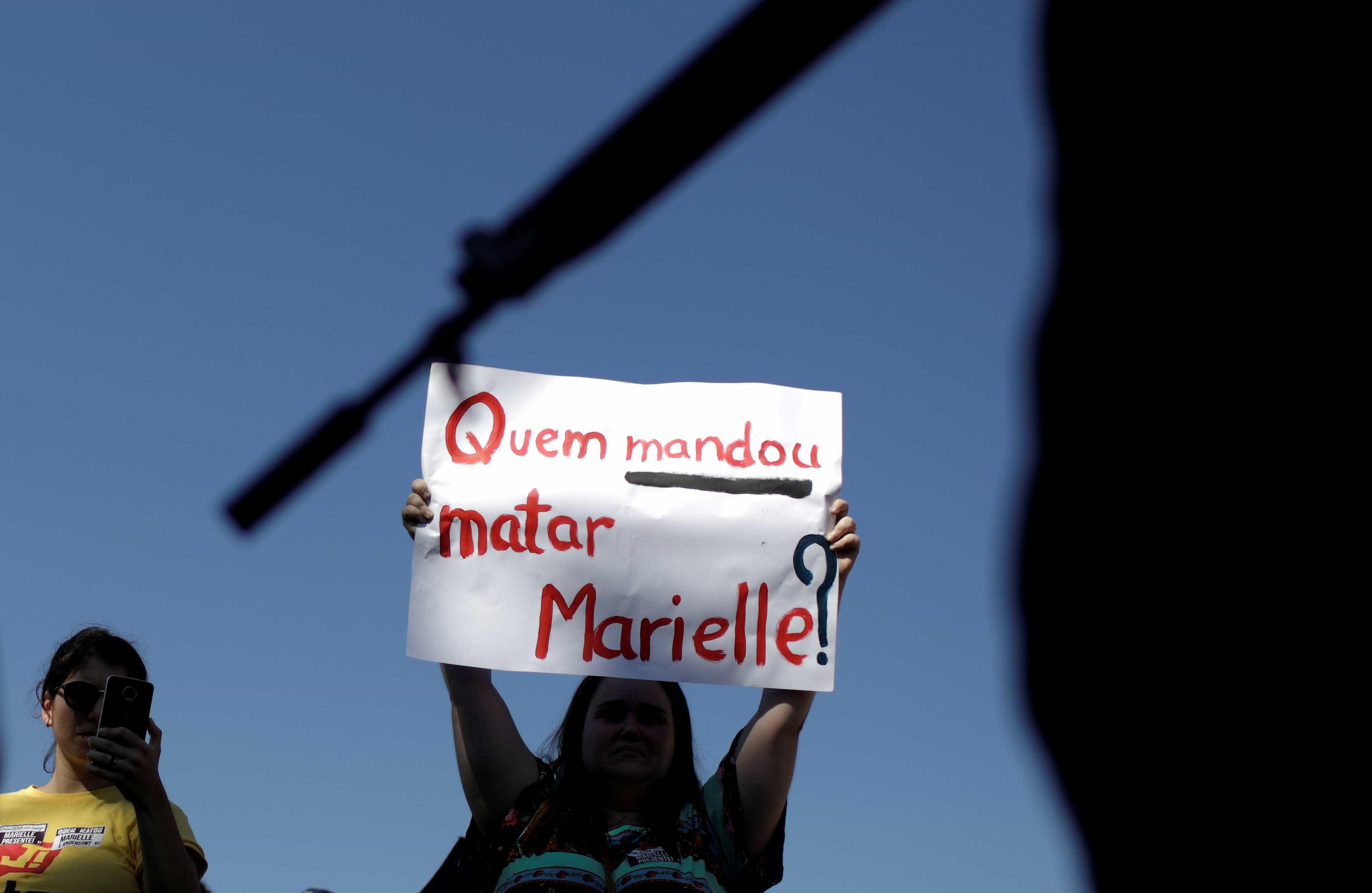 Caso Marielle: polícia investiga se vereadora era alvo de escuta