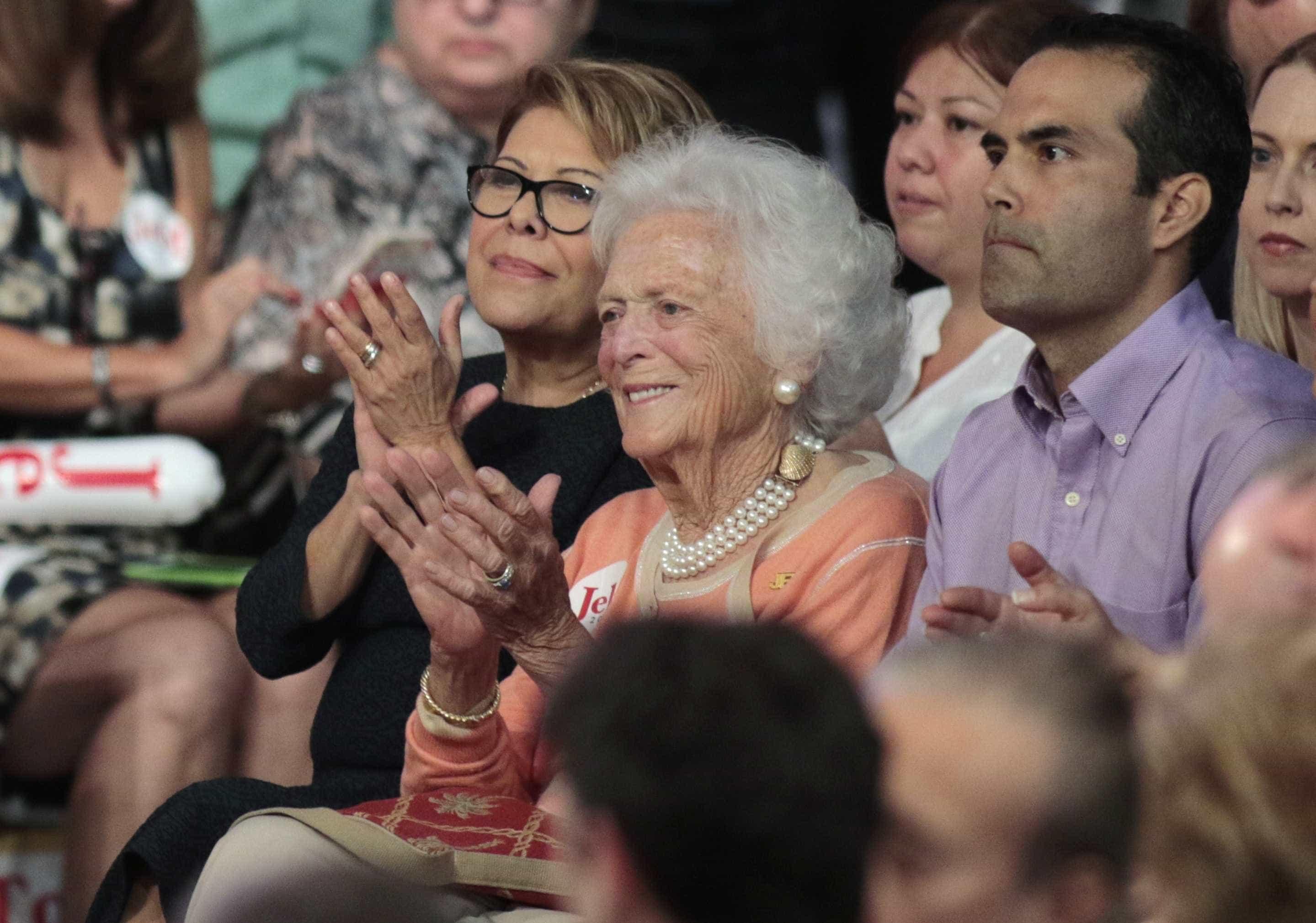 Morre ex-primeira-dama dos Estados Unidos Barbara Bush