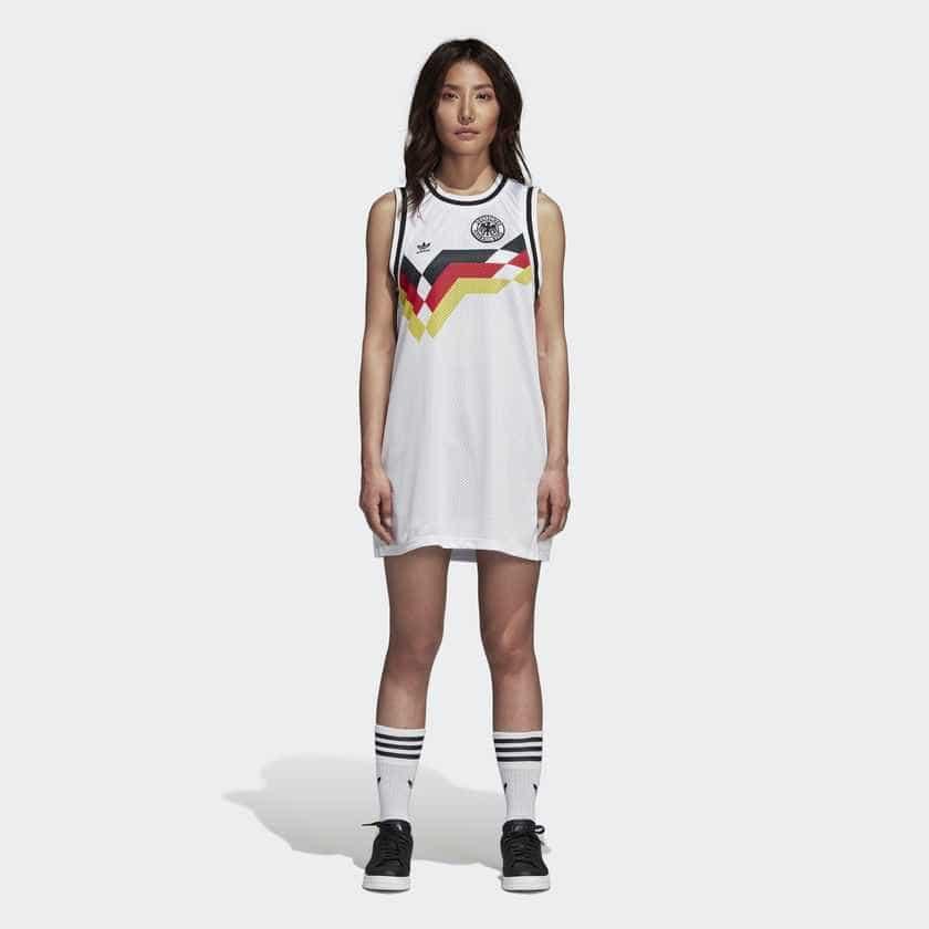 Adidas lança vestidos de seleções para a Copa do Mundo