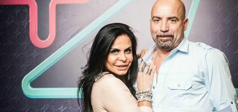 'É muito complicado ser casado com ela', revela marido de Gretchen