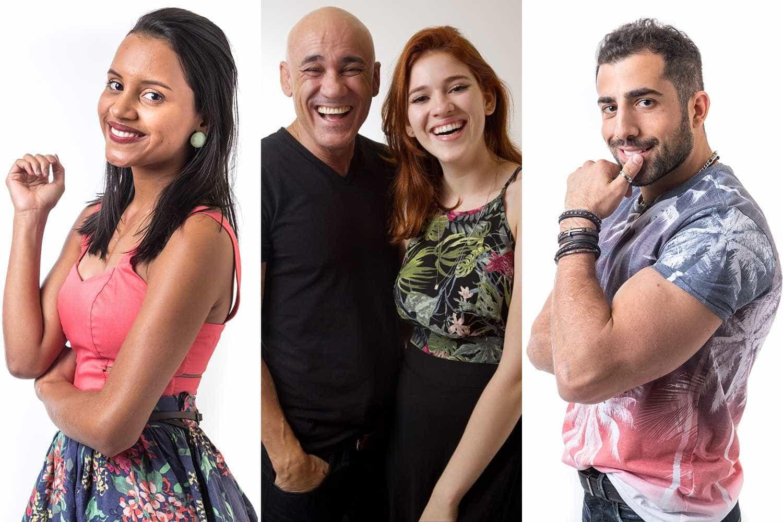 Famosos declaram torcida a finalistas do BBB18 nas redes sociais