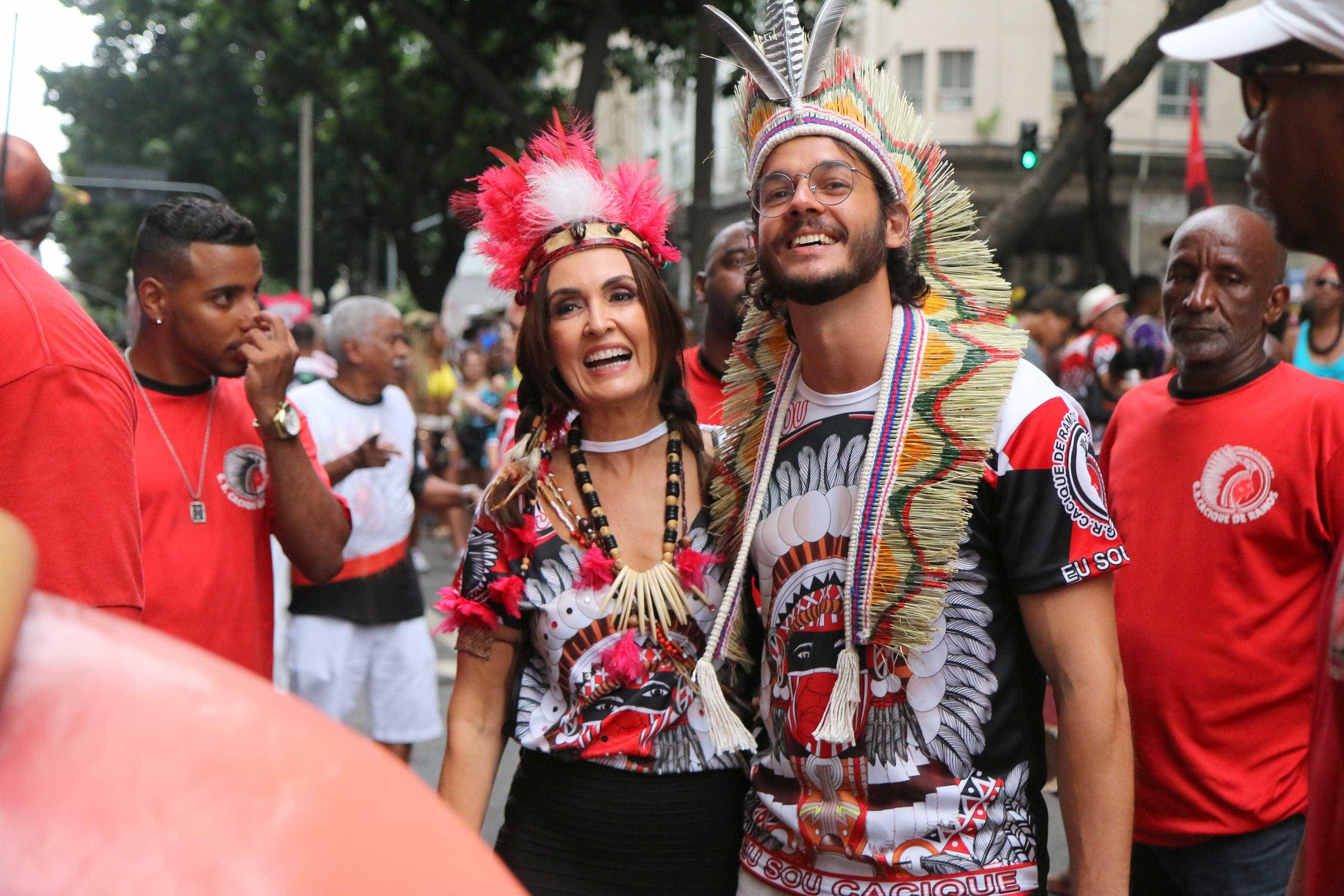 Túlio Gadêlha: 'É machismo atribuir nova fase de Fátima só a mim'