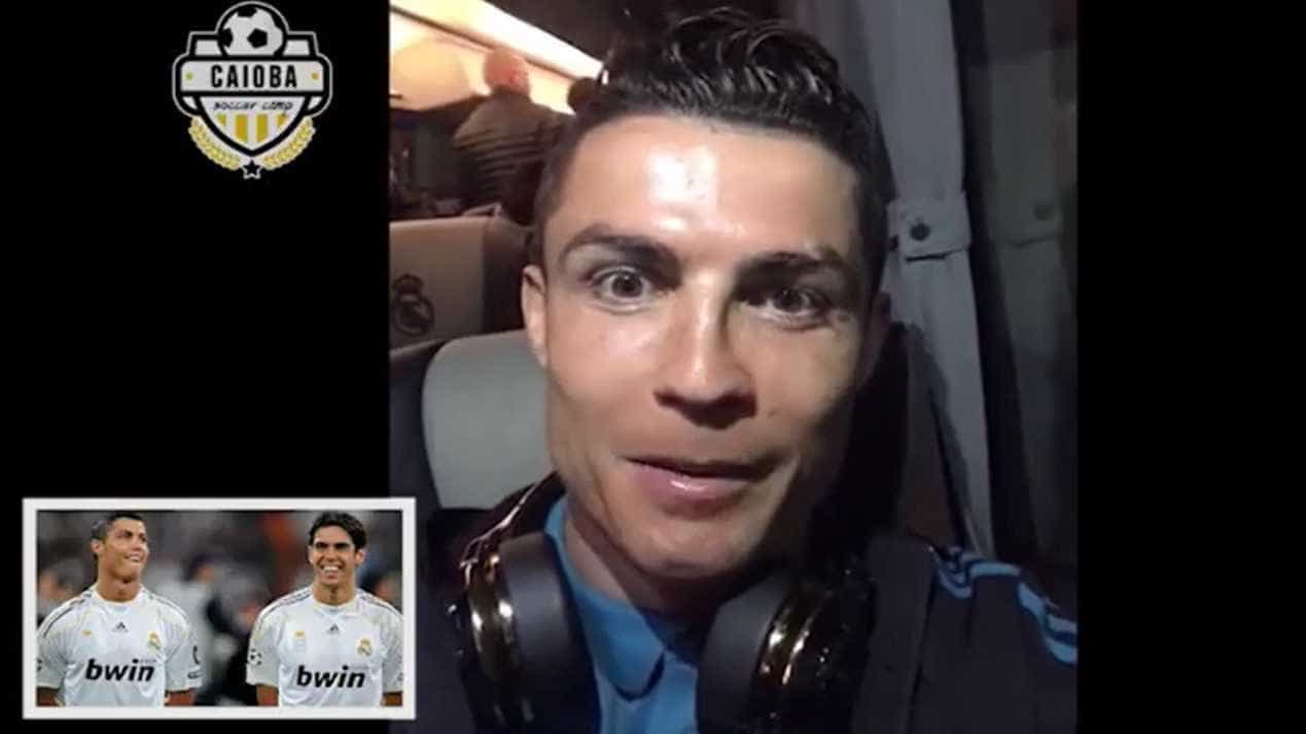 Caio Ribeiro reúne Neymar e CR7 em vídeo para homenagear Kaká