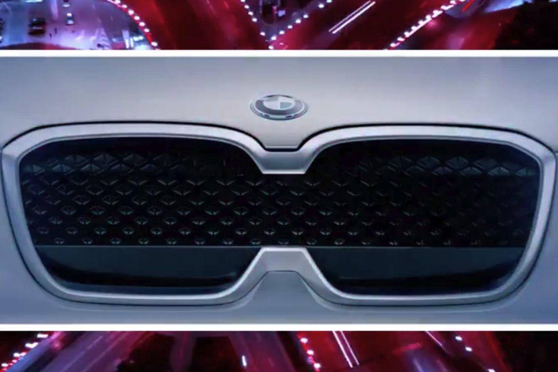 BMW está prestes a revelar seu primeiro modelo 100% elétrico