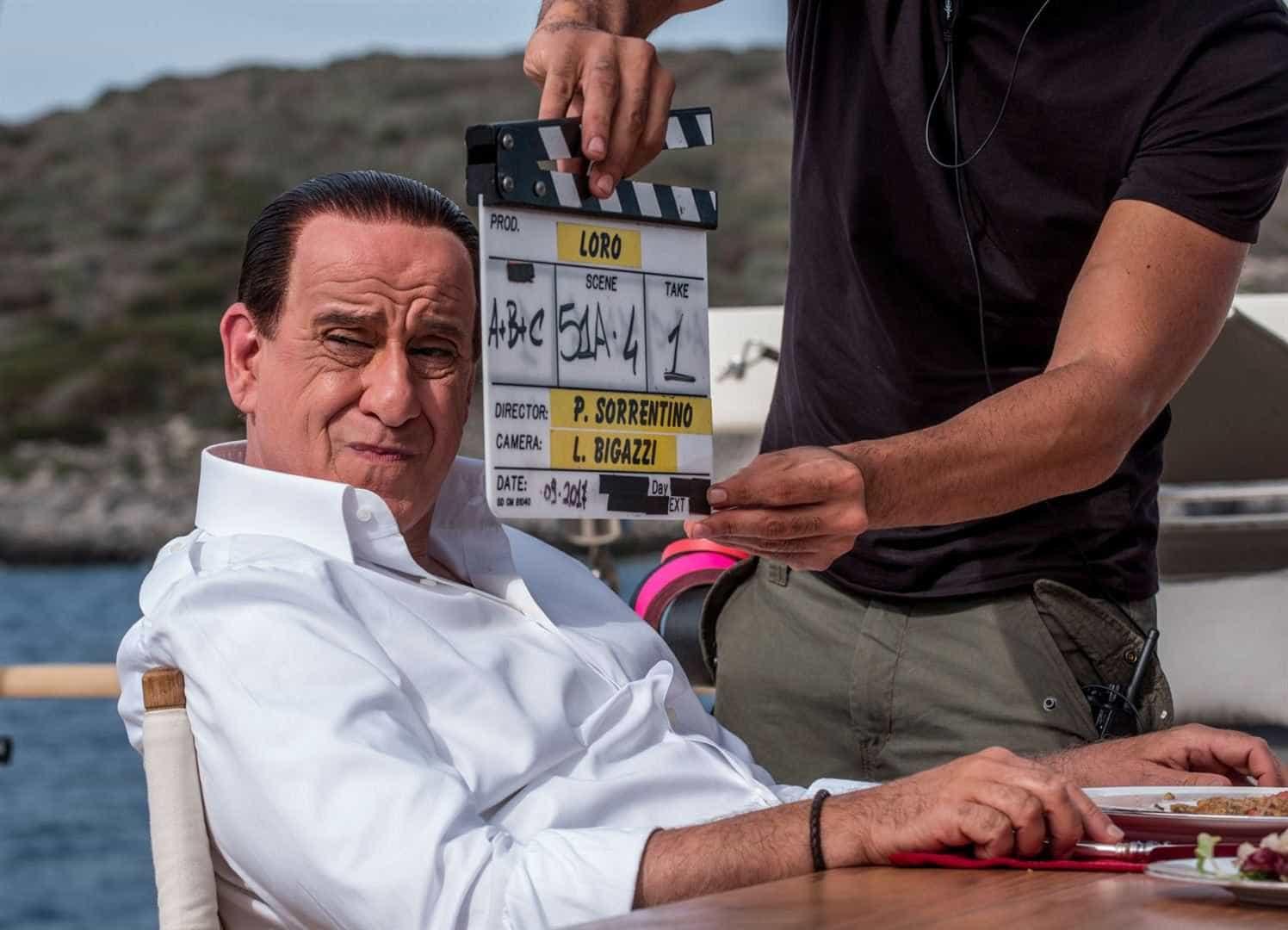 Berlusconi não verá filme de Sorrentino baseado em sua vida