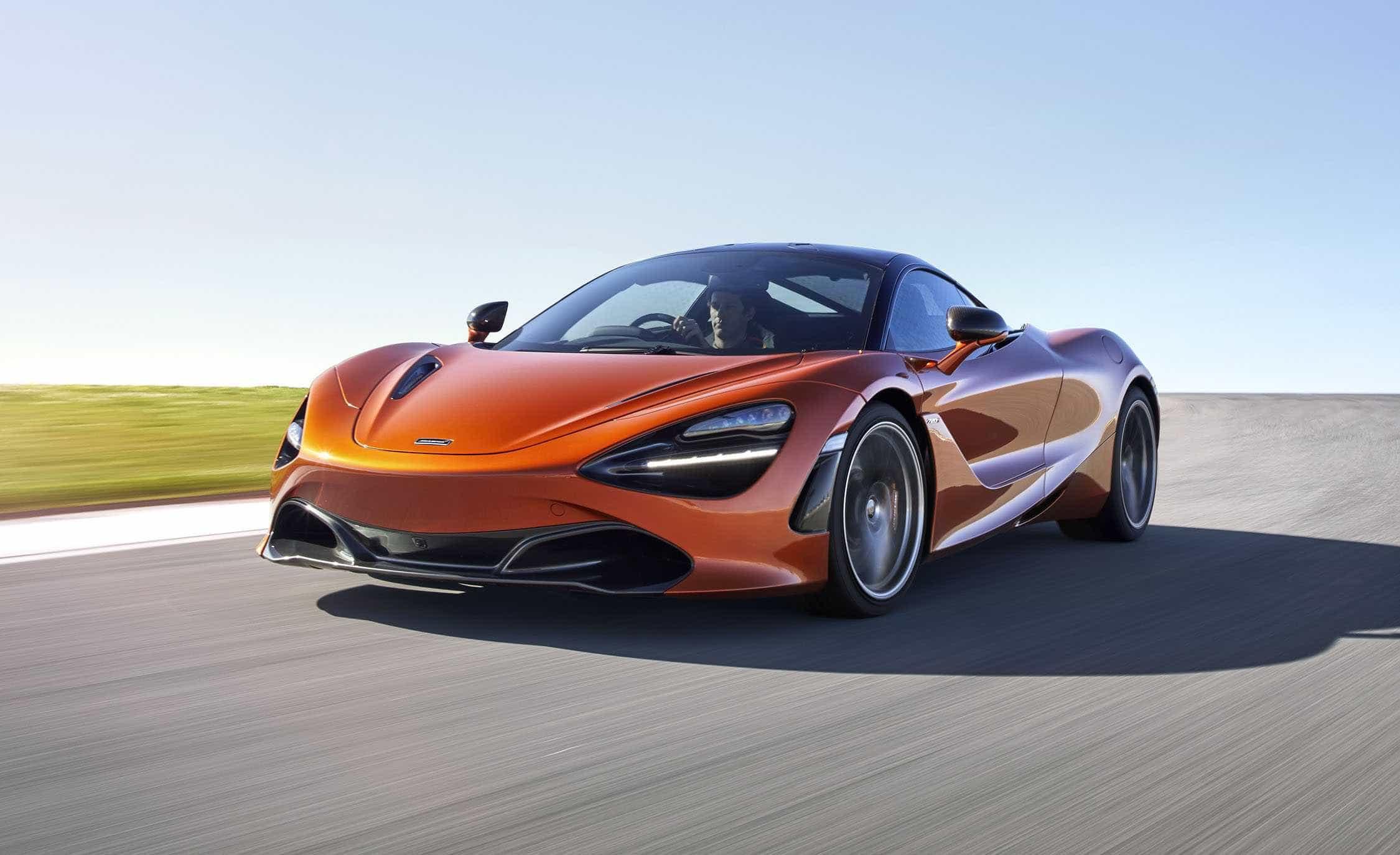 Supercarro da McLaren chega ao Brasil em maio; saiba o valor