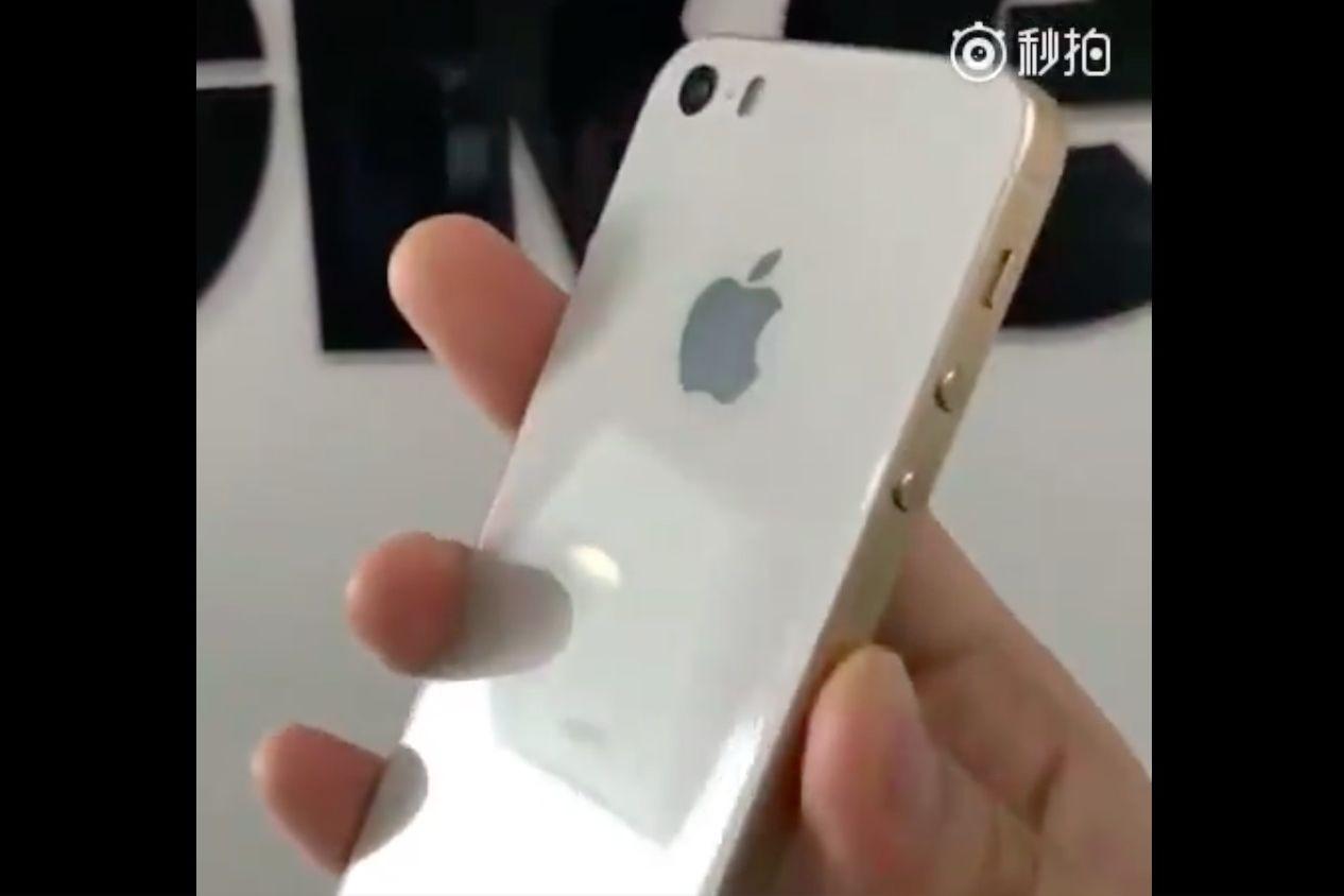Imagens do suposto novo iPhone SE circulam na internet