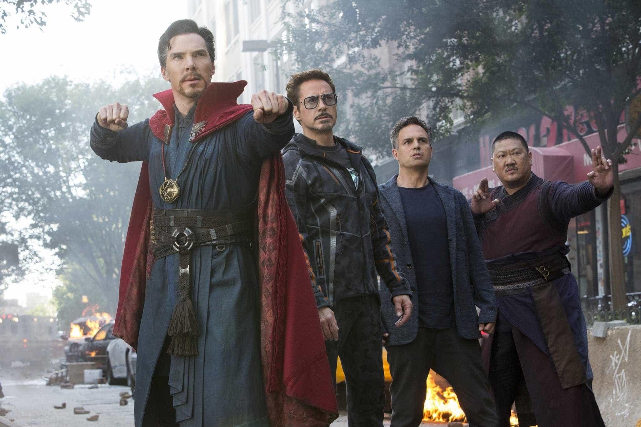 'Vingadores: Guerra Infinita' arrecada mais de US$ 178,5 milhões