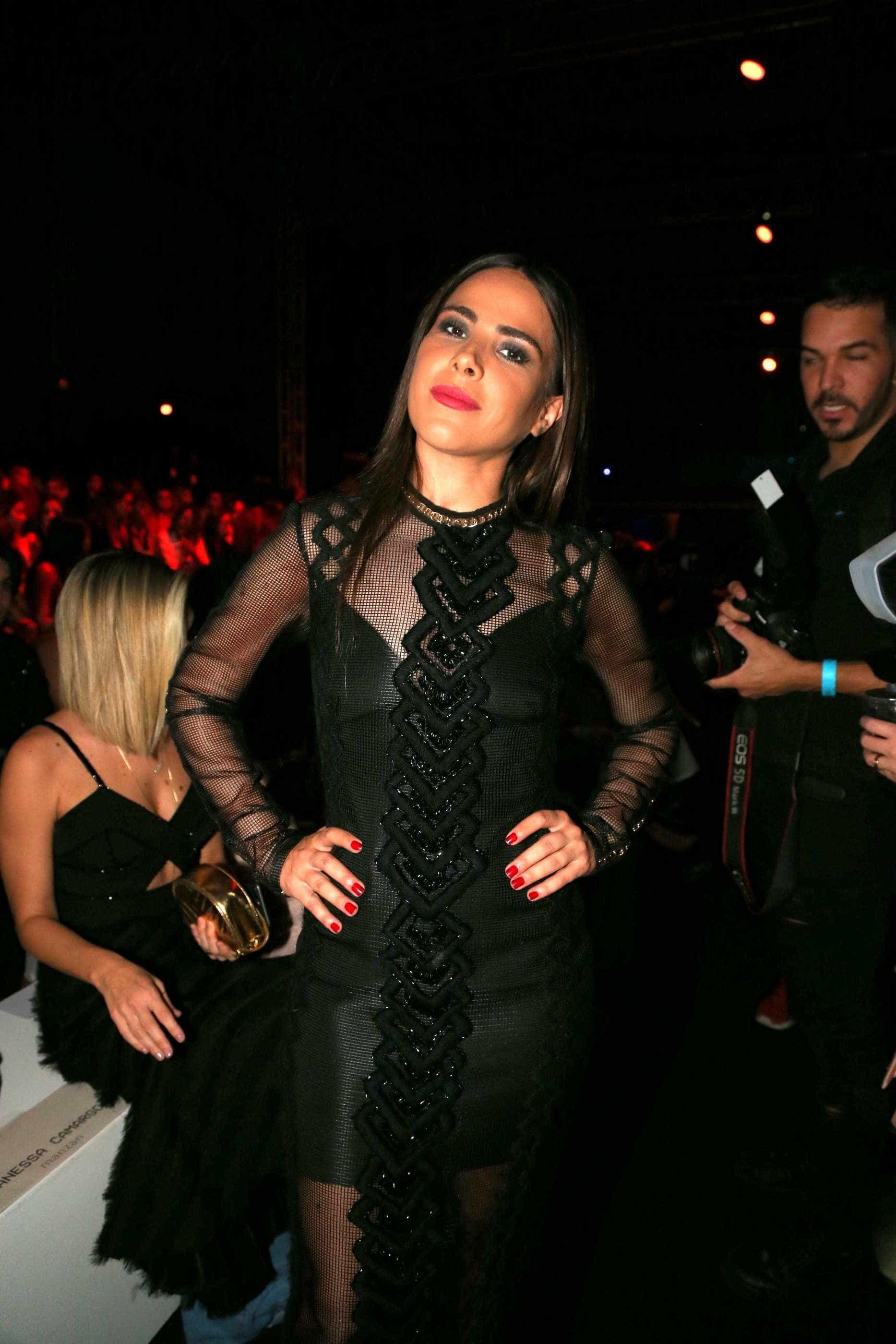 Wanessa Camargo revela se inspirar em Sandy: 'Não tenho vergonha'
