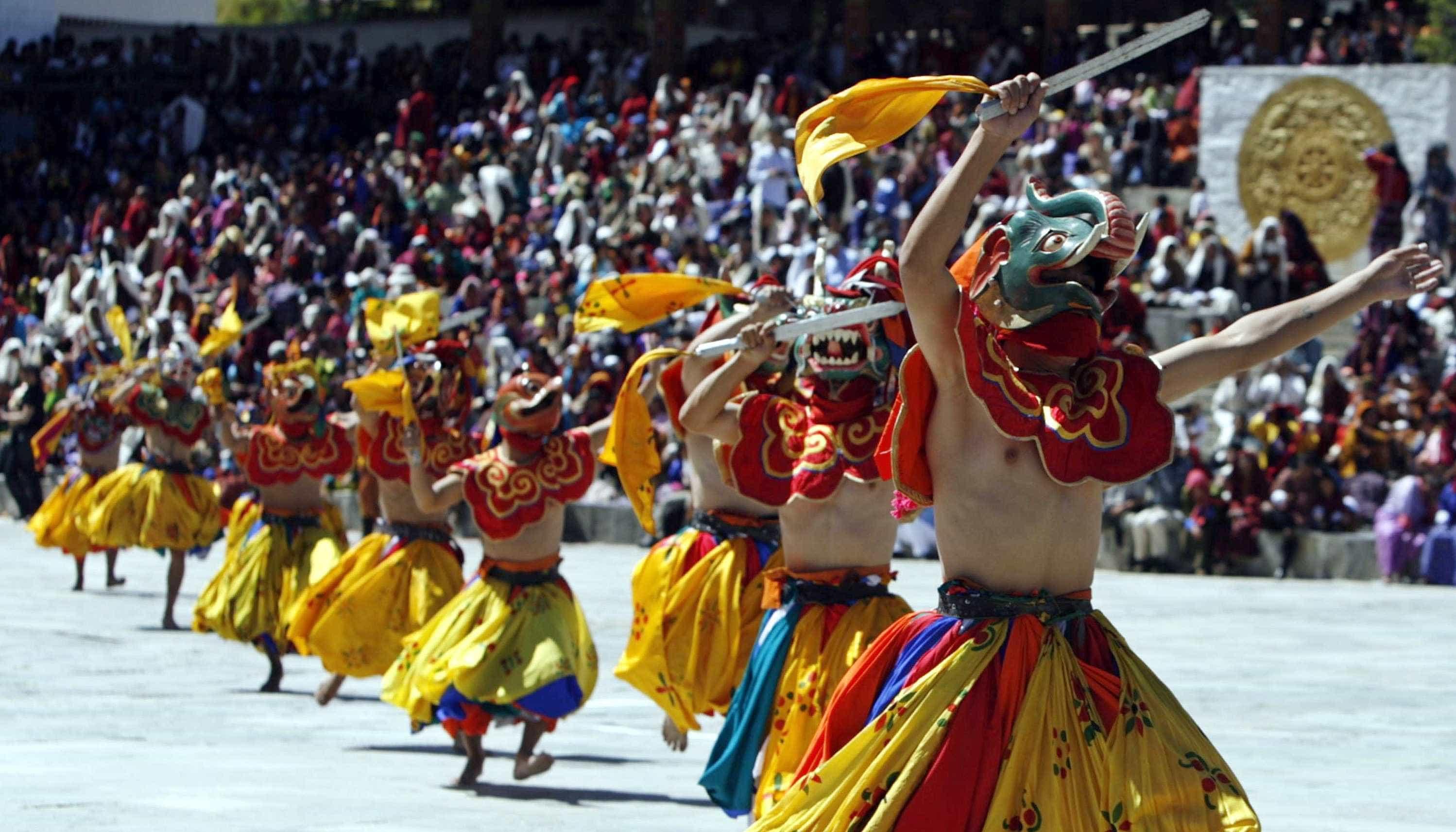 12 motivos que fazem do Butão o país mais misterioso da Ásia