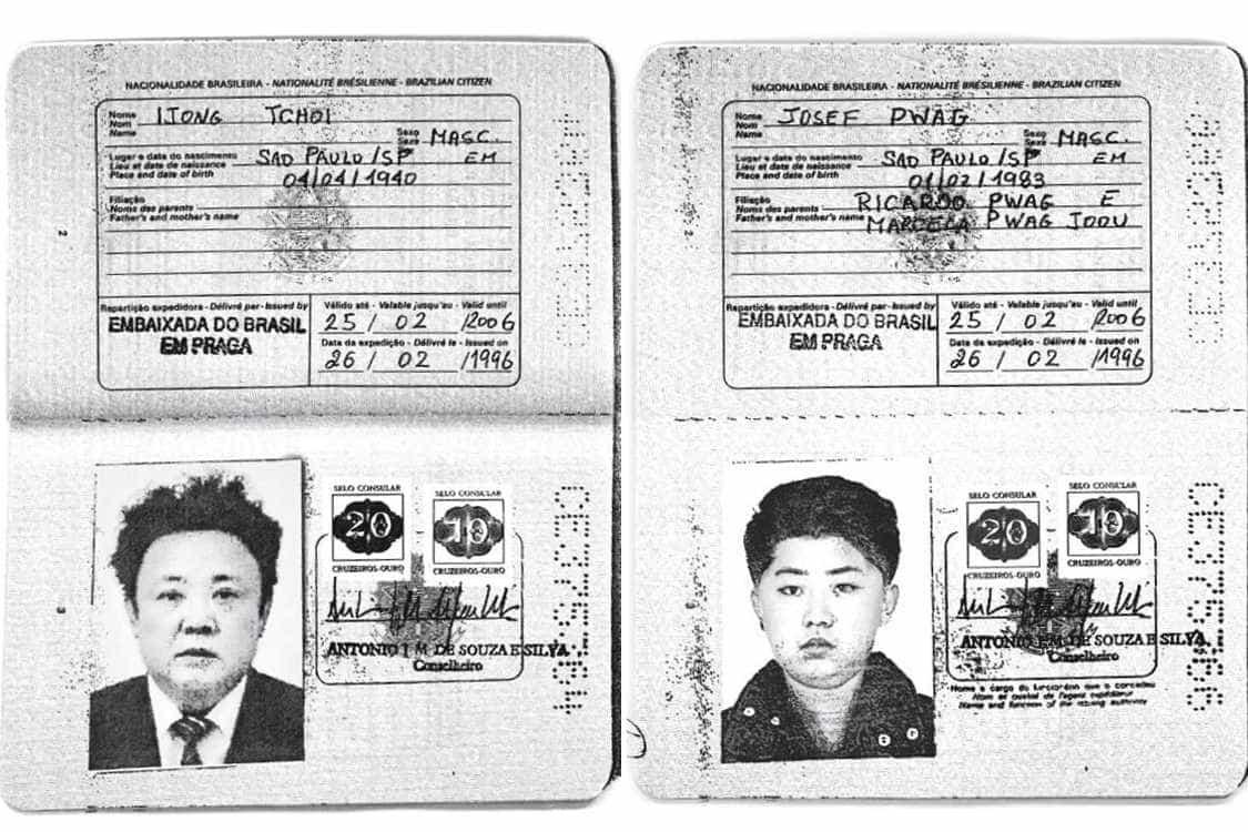 Japão pediu para Brasil investigar passaporte de Kim Jong-un