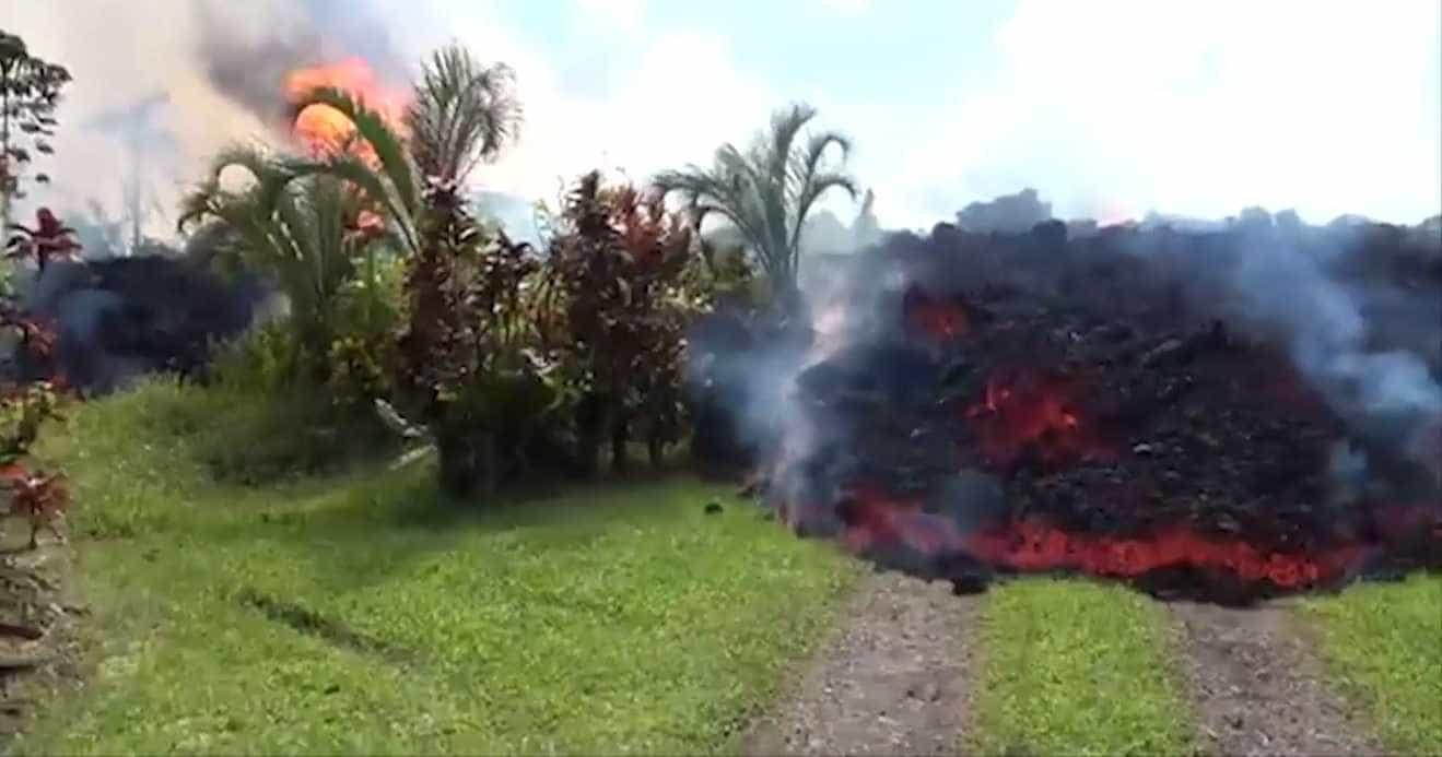 Desastre: lava do vulcão Kilauea deixa rastro de destruição no Havaí