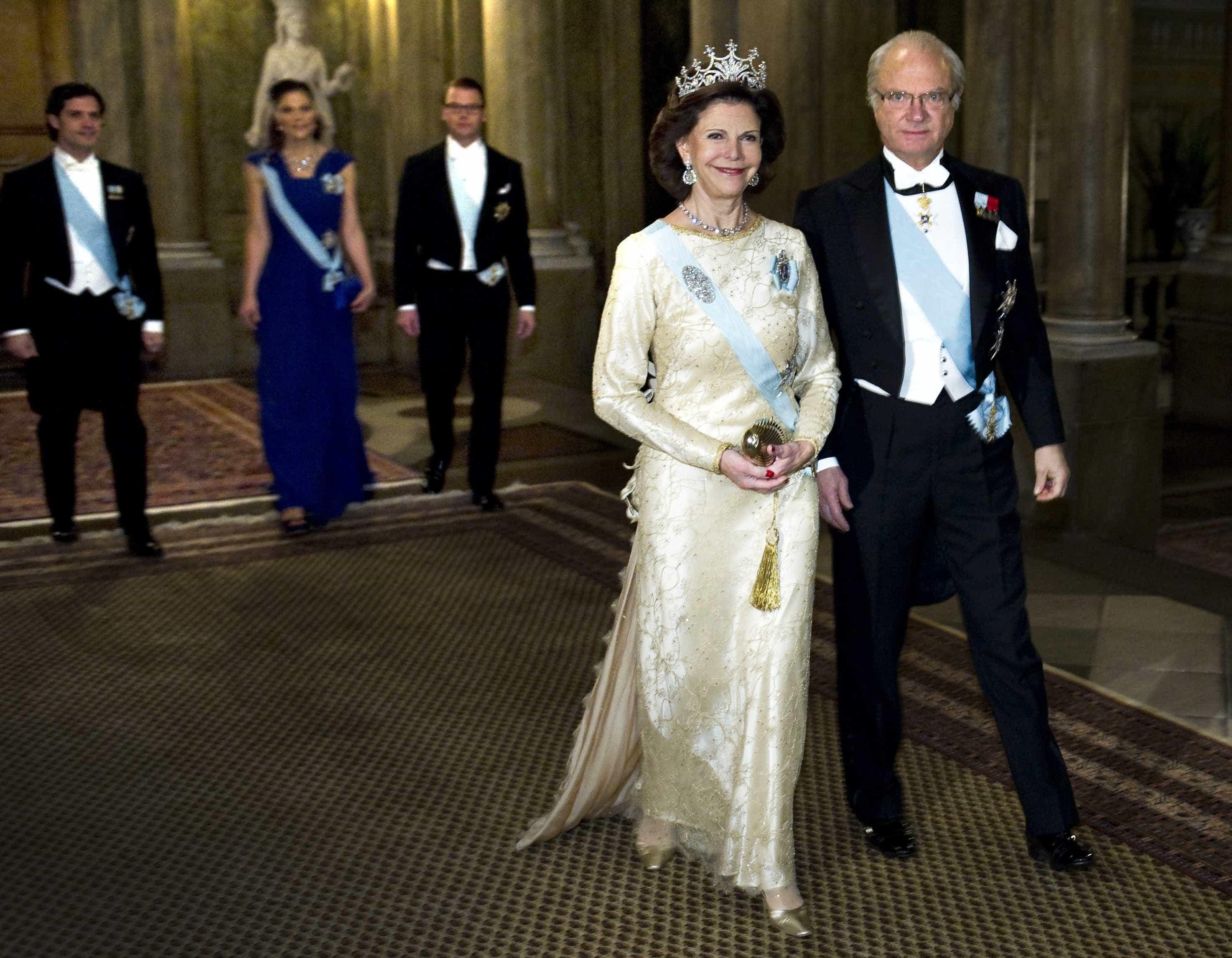Conheça a rainha da Suécia que também é brasileira
