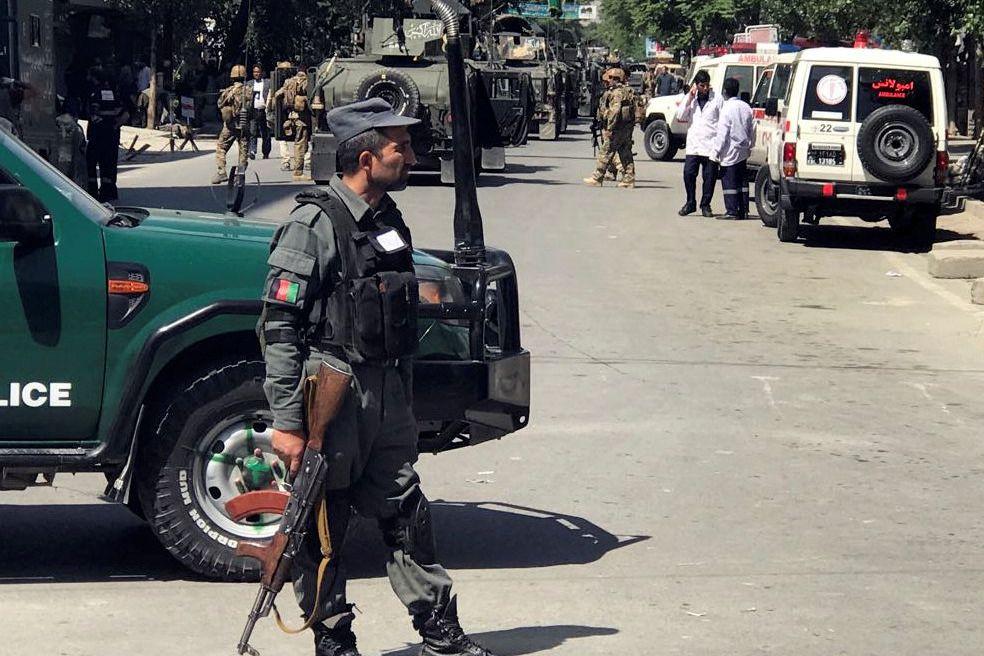 Novo balanço: ataque deixa 11 mortos e cinco feridos em Cabul