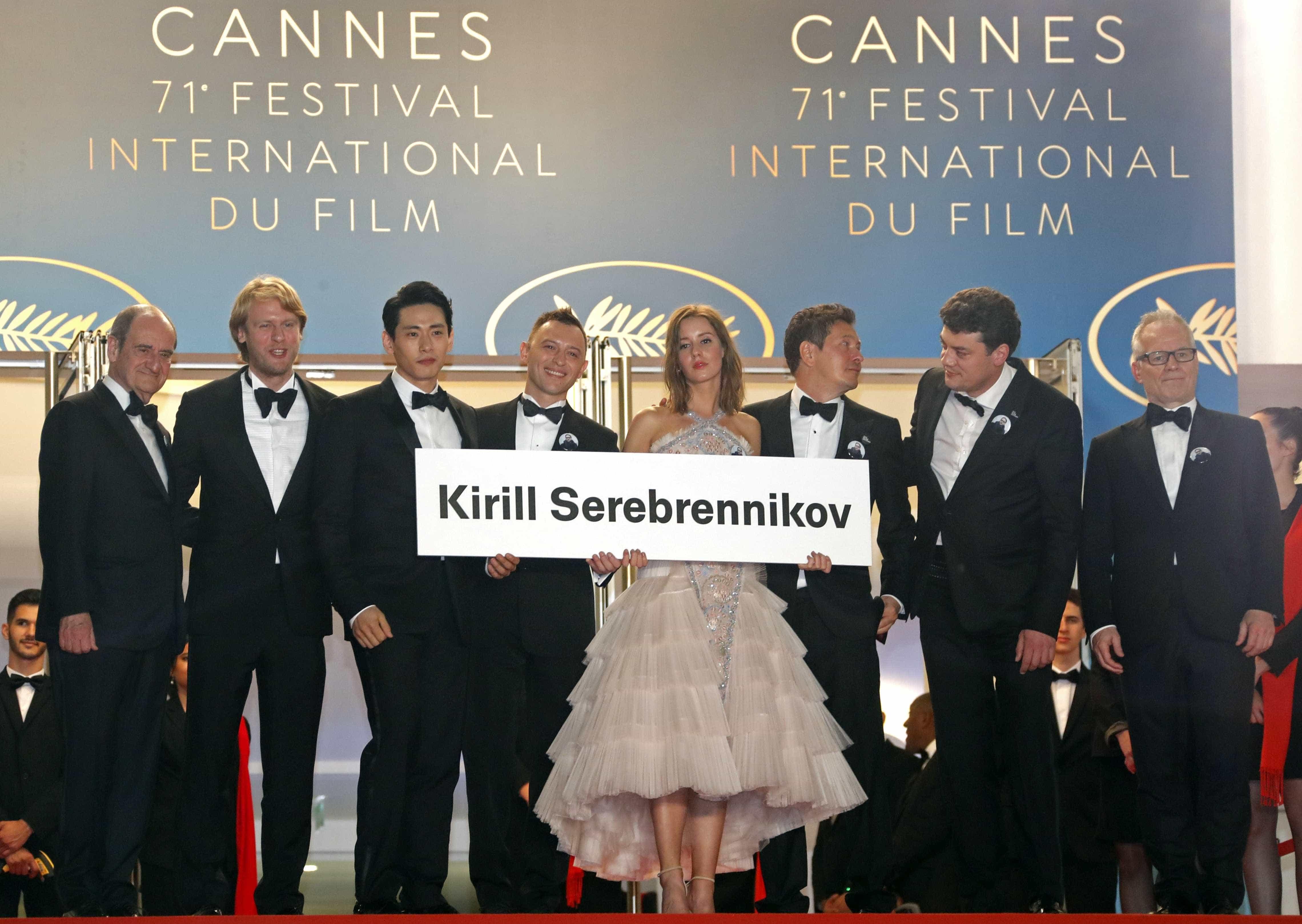 Filme russo leva carga política ao Festival de Cannes