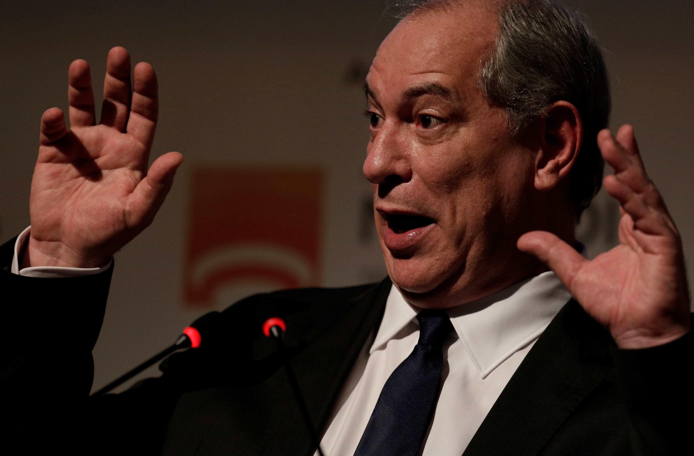 STJ nega pedido de Ciro para suspender indenização a Collor