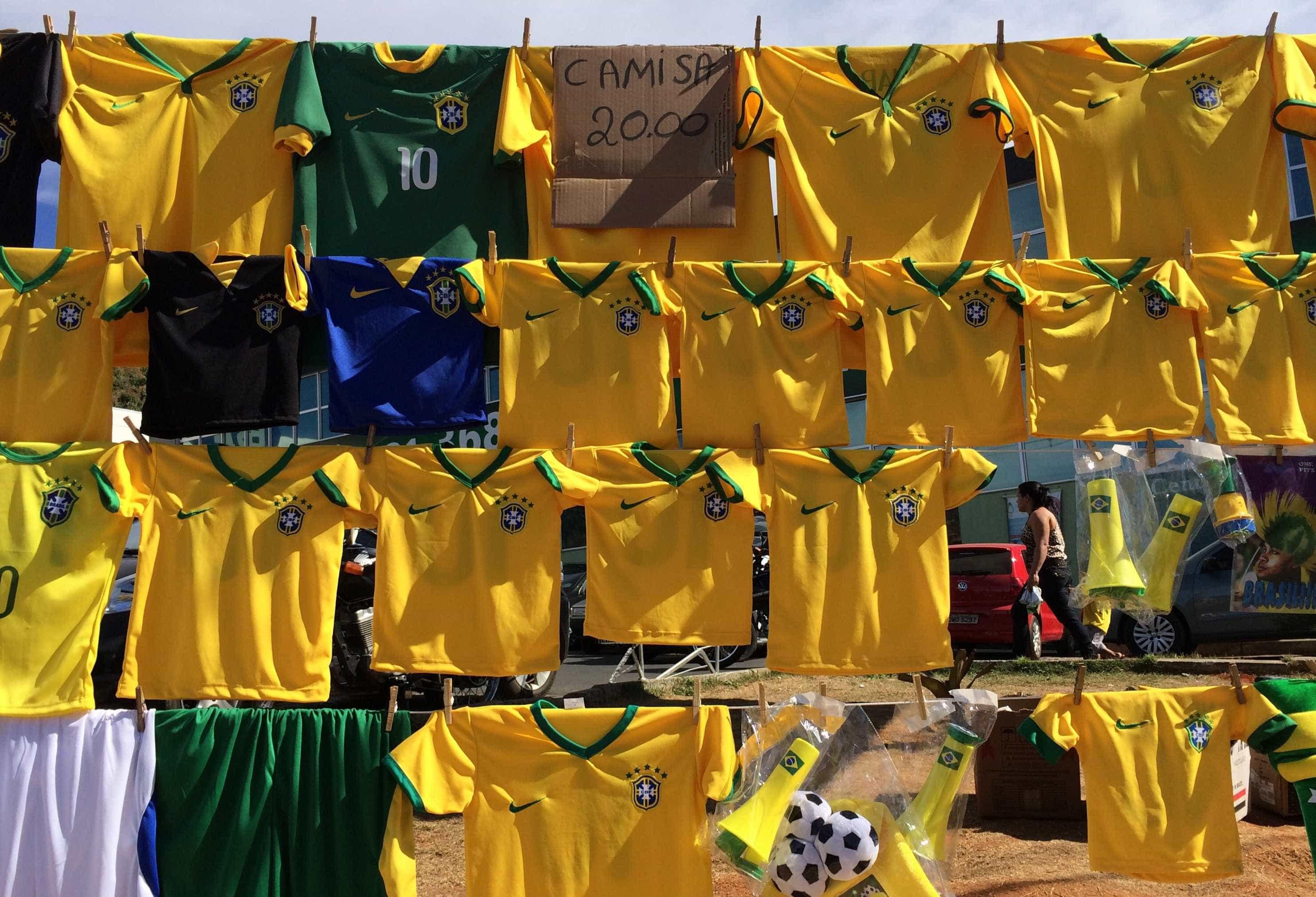 Economia brasileira ainda não sentiu efeitos da Copa 2018