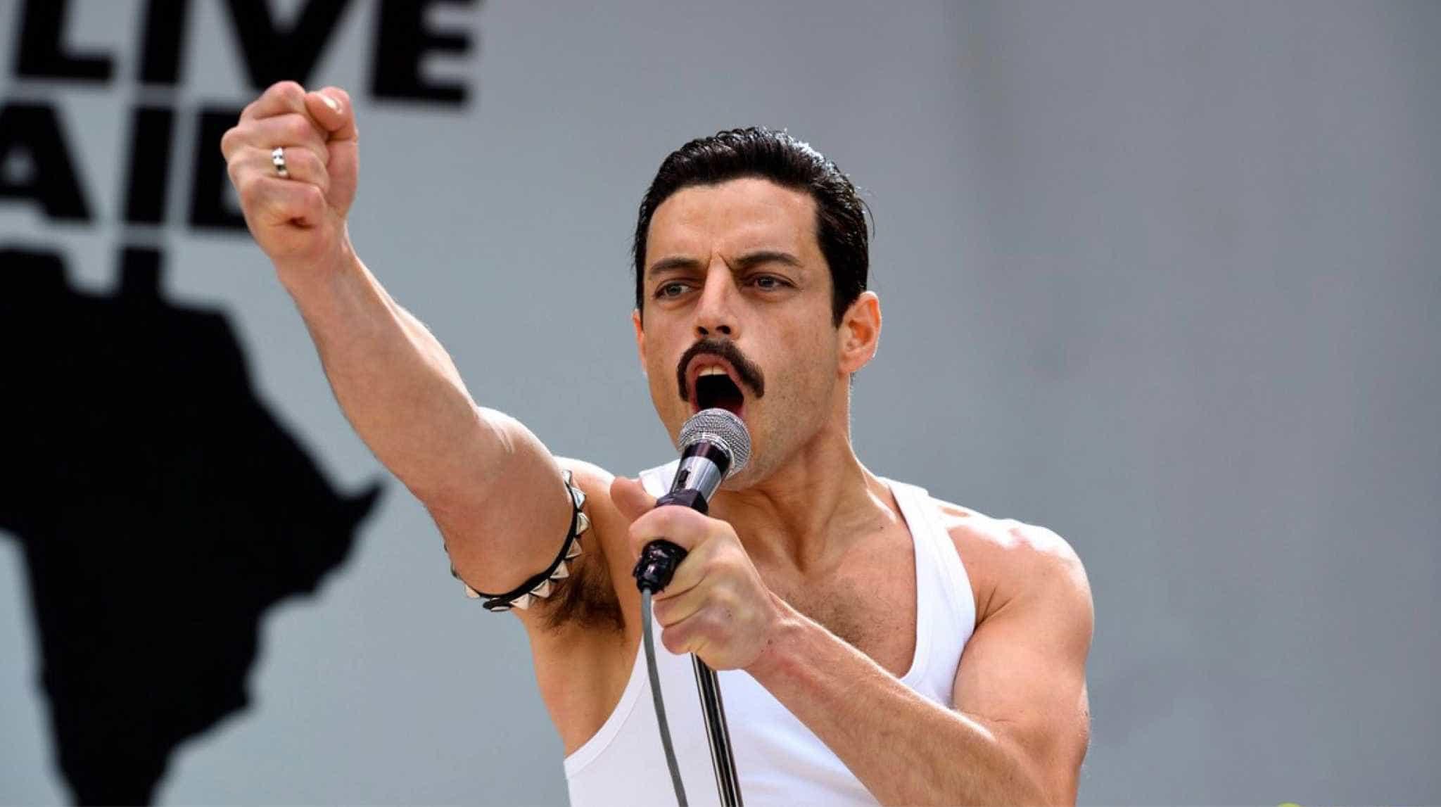 Freddie Mercury: sai o primeiro trailer de 'Bohemian Rapsody'
