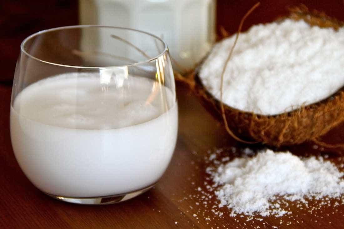 Aprenda a fazer leite de coco caseiro
