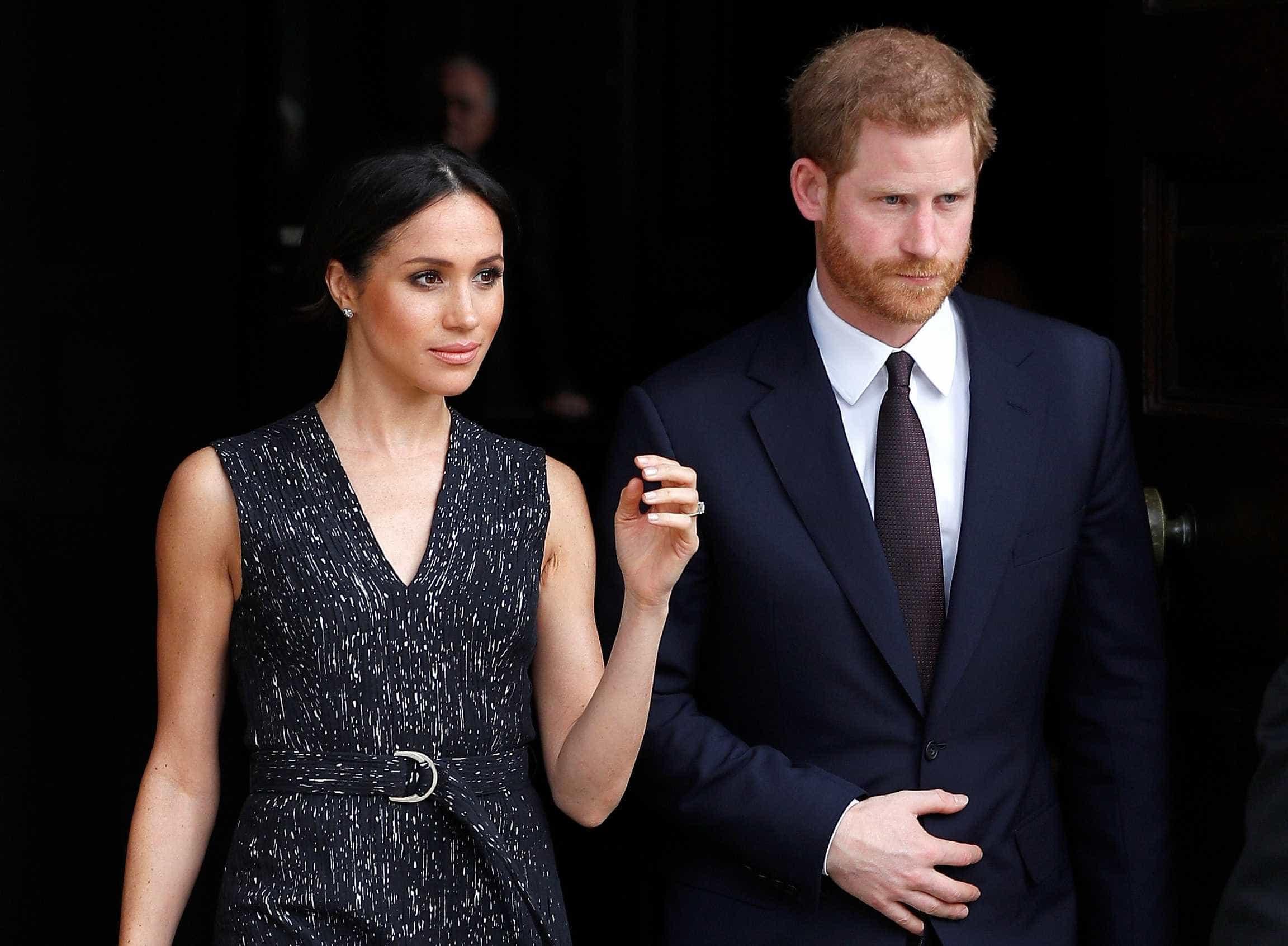 Palácio divulga quem serão damas e pajens do Príncipe Harry e Meghan