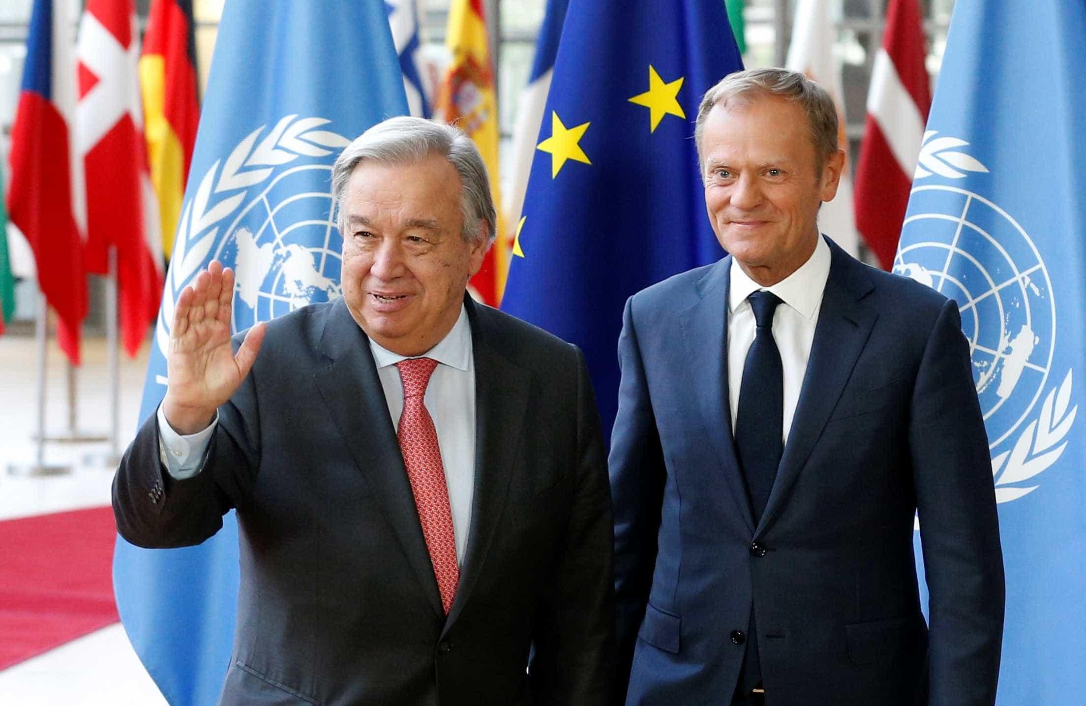 UE ameaça responder a sanções dos Estados Unidos de forma proporcional